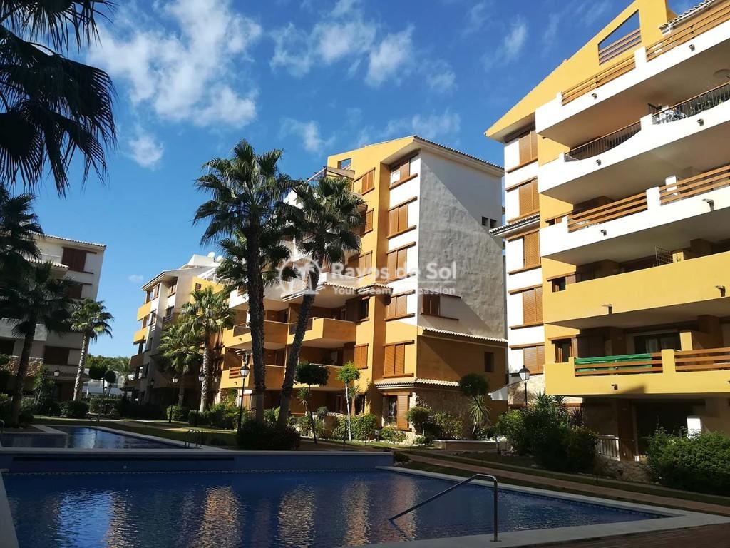 Apartment  in Punta Prima, Orihuela Costa, Costa Blanca (recoleta3-3d) - 28
