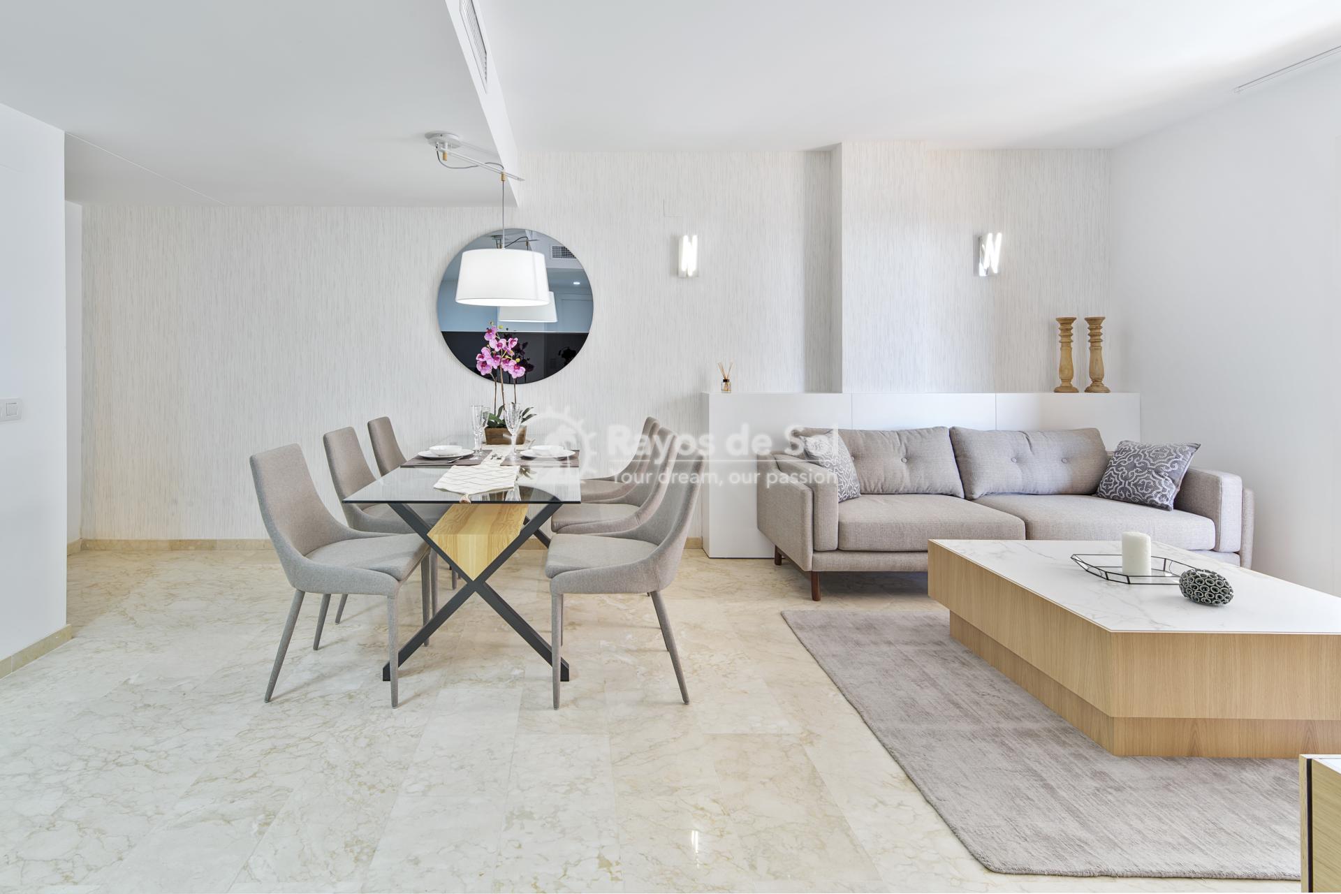 Apartment  in Punta Prima, Orihuela Costa, Costa Blanca (recoleta3-3d) - 4