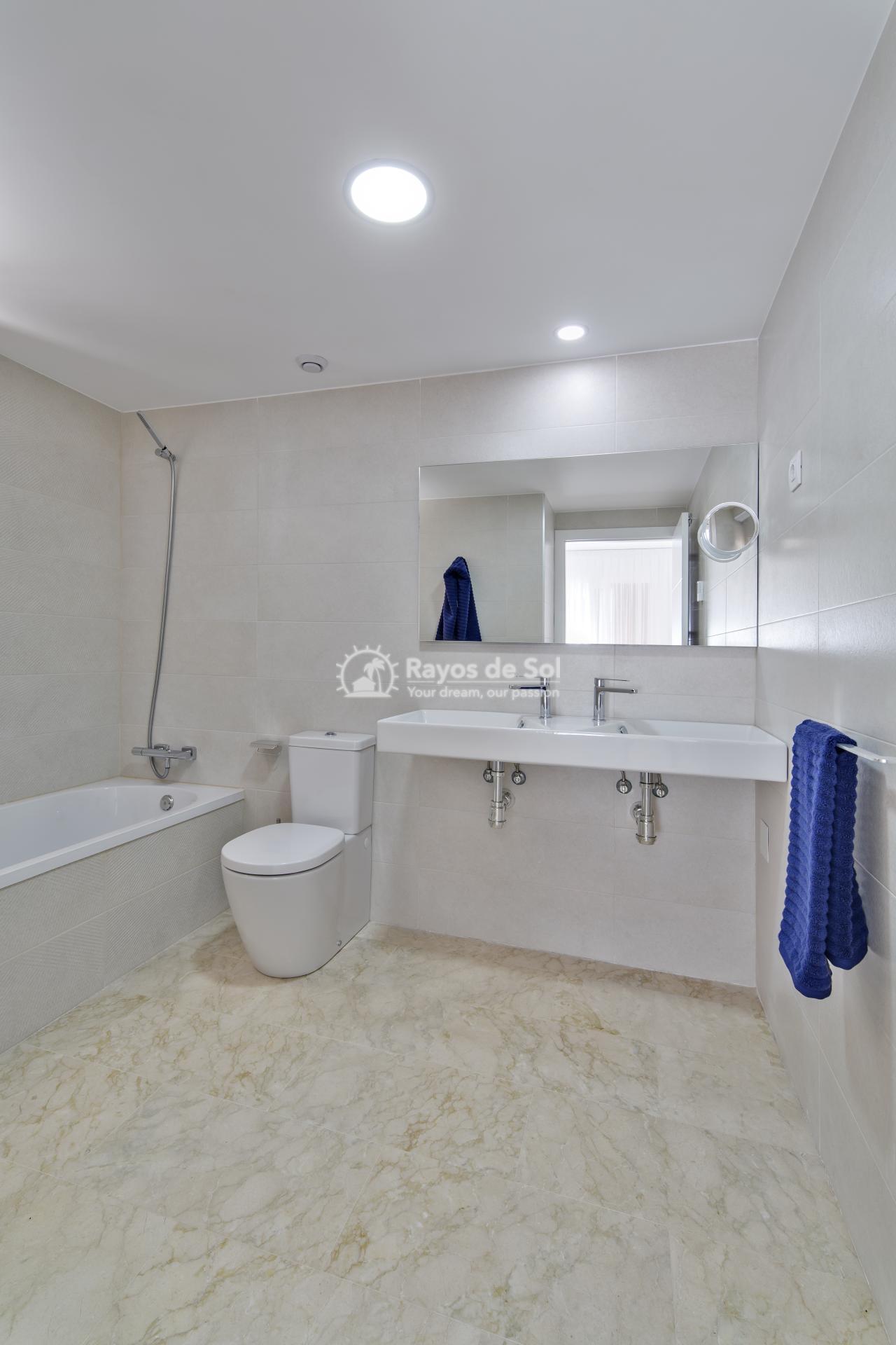 Apartment  in Punta Prima, Orihuela Costa, Costa Blanca (recoleta3-3d) - 13
