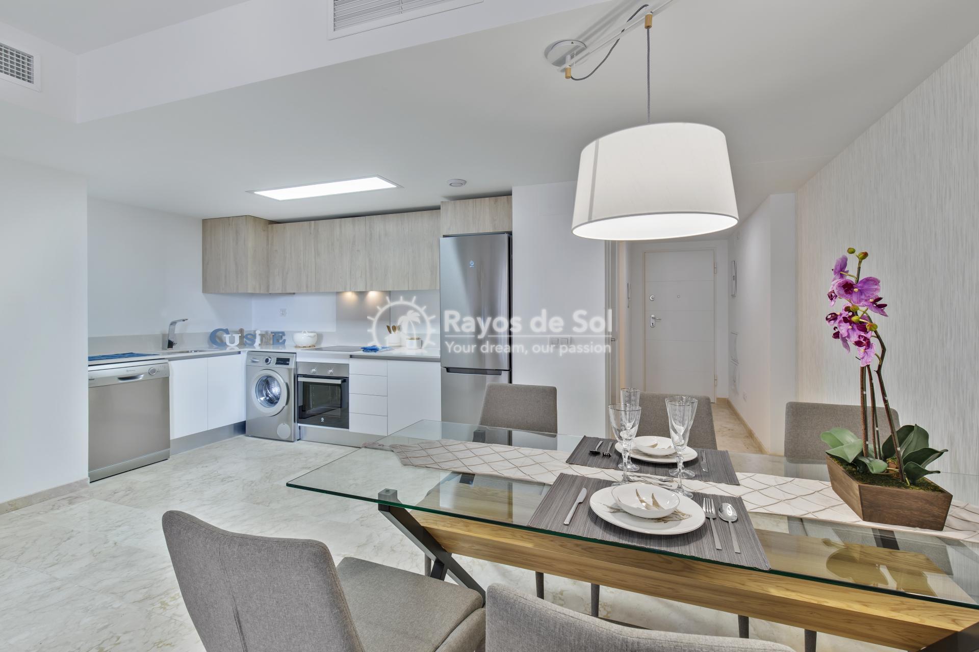 Apartment  in Punta Prima, Orihuela Costa, Costa Blanca (recoleta3-3d) - 7