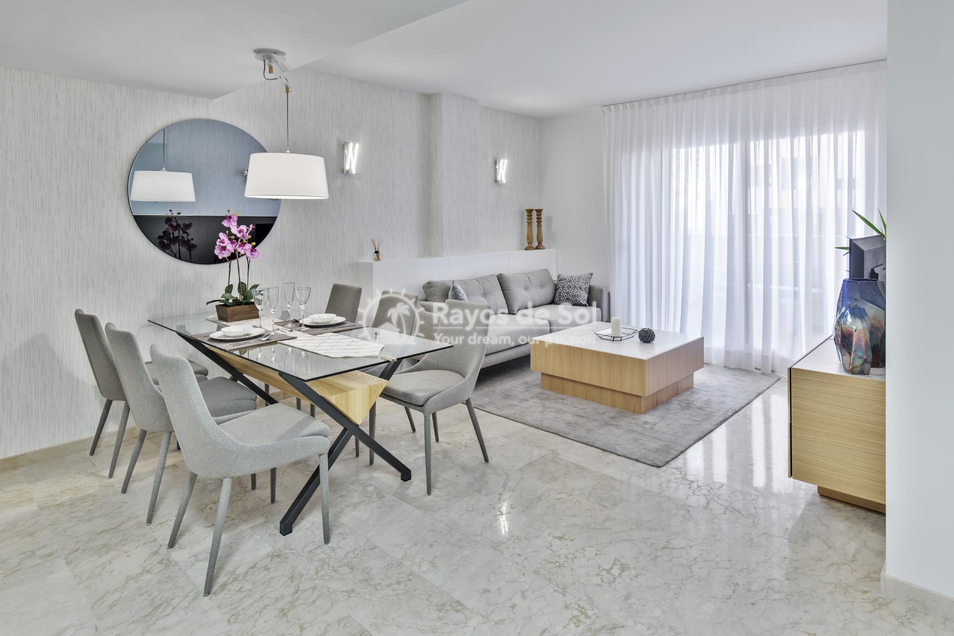 Apartment  in Punta Prima, Orihuela Costa, Costa Blanca (recoleta3-3d) - 2