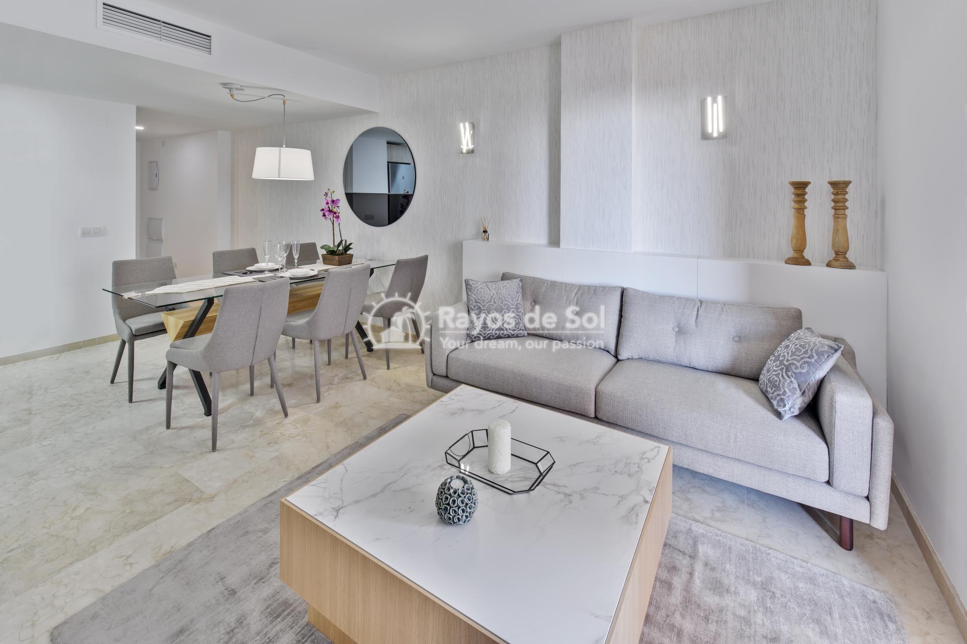 Apartment  in Punta Prima, Orihuela Costa, Costa Blanca (recoleta3-3d) - 5