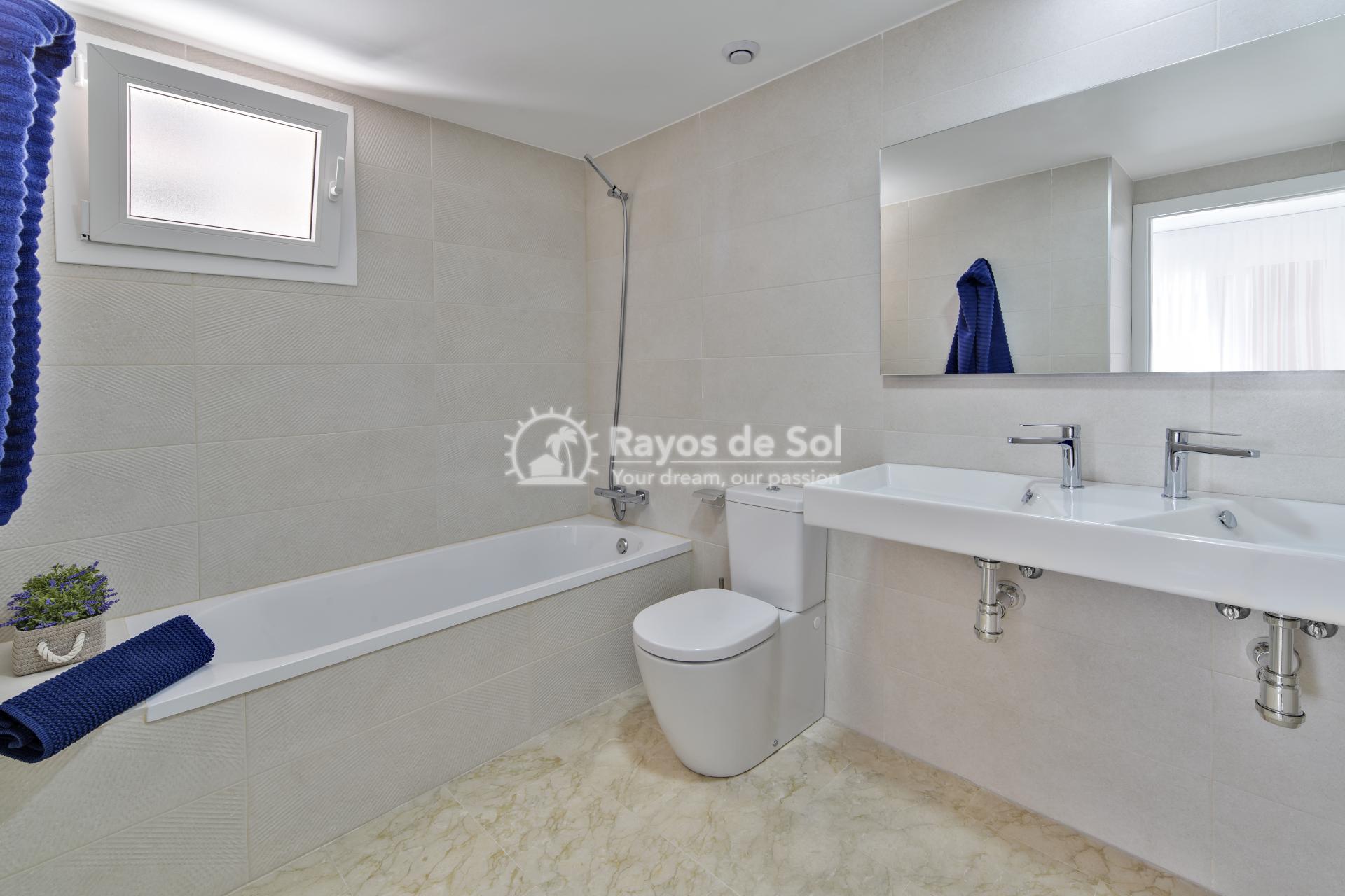 Apartment  in Punta Prima, Orihuela Costa, Costa Blanca (recoleta3-3d) - 14
