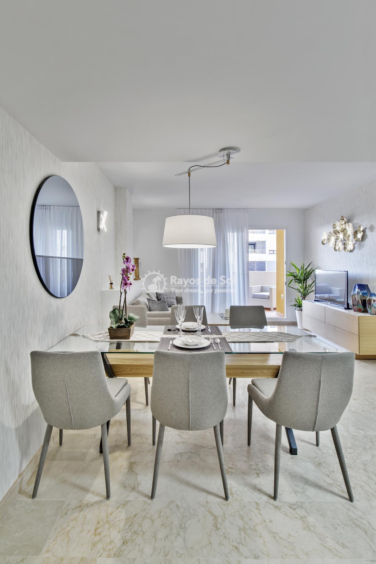 Apartment  in Punta Prima, Orihuela Costa, Costa Blanca (recoleta3-3d) - 9