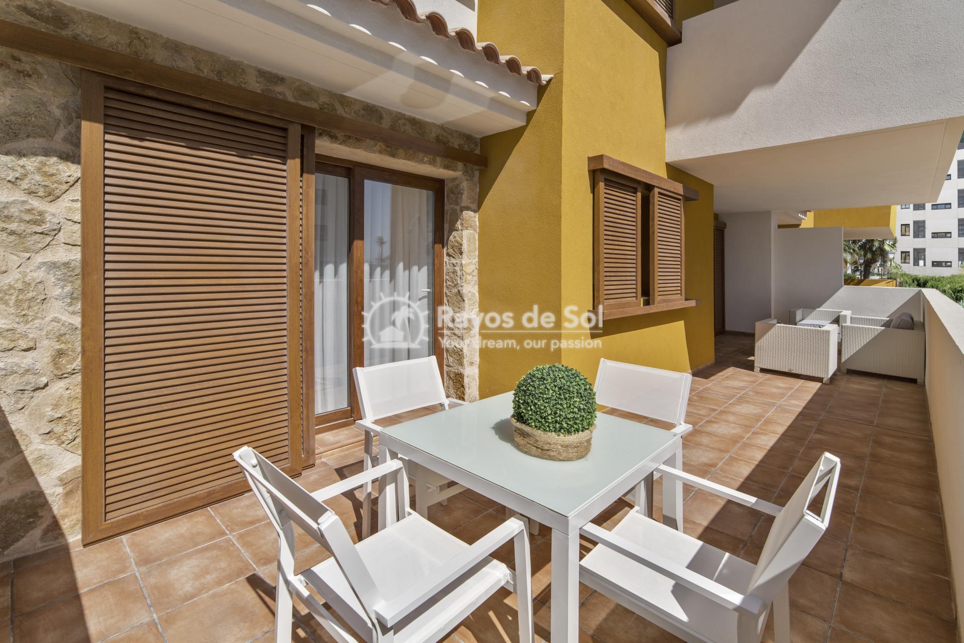 Apartment  in Punta Prima, Orihuela Costa, Costa Blanca (recoleta3-3d) - 20