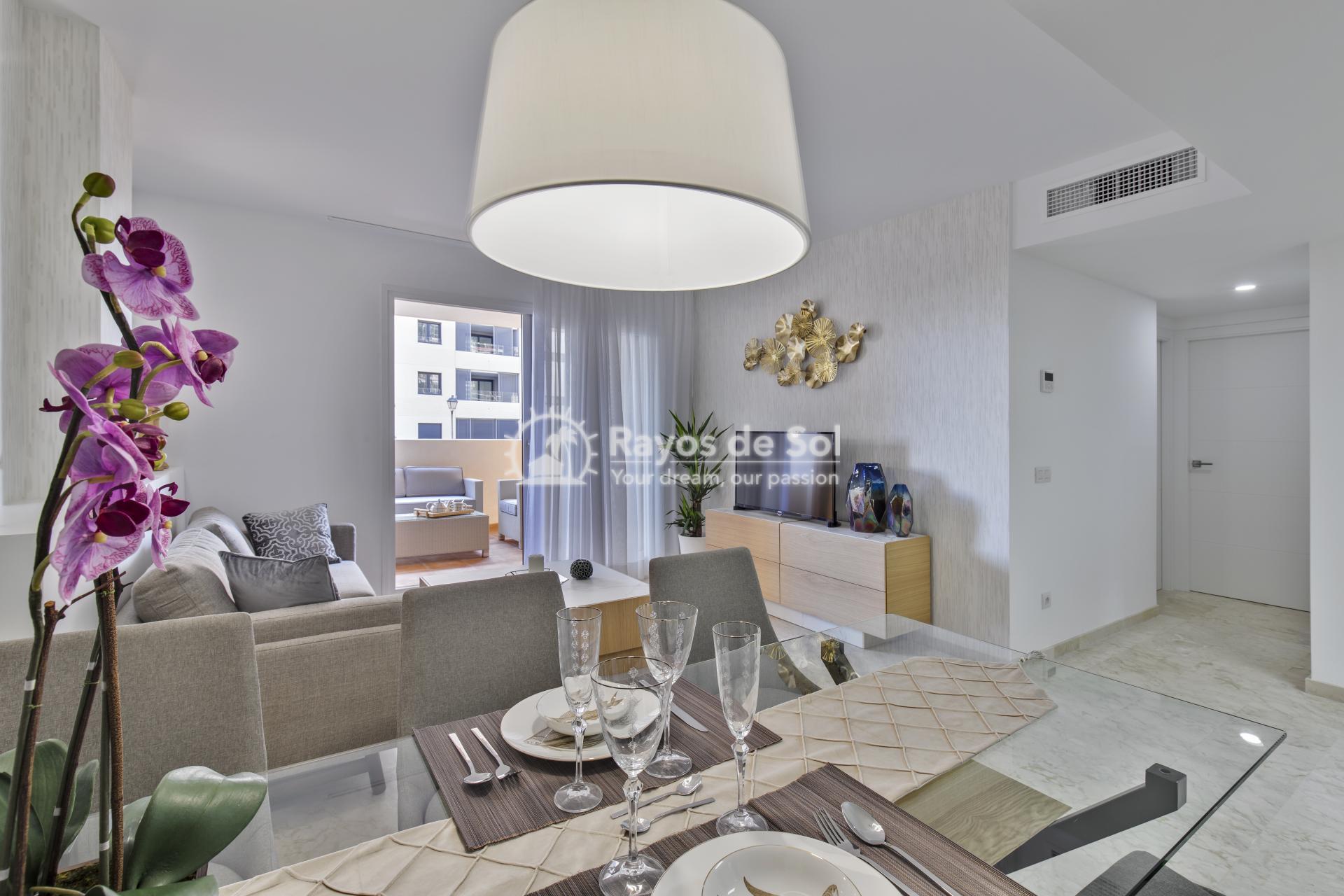 Apartment  in Punta Prima, Orihuela Costa, Costa Blanca (recoleta3-3d) - 8
