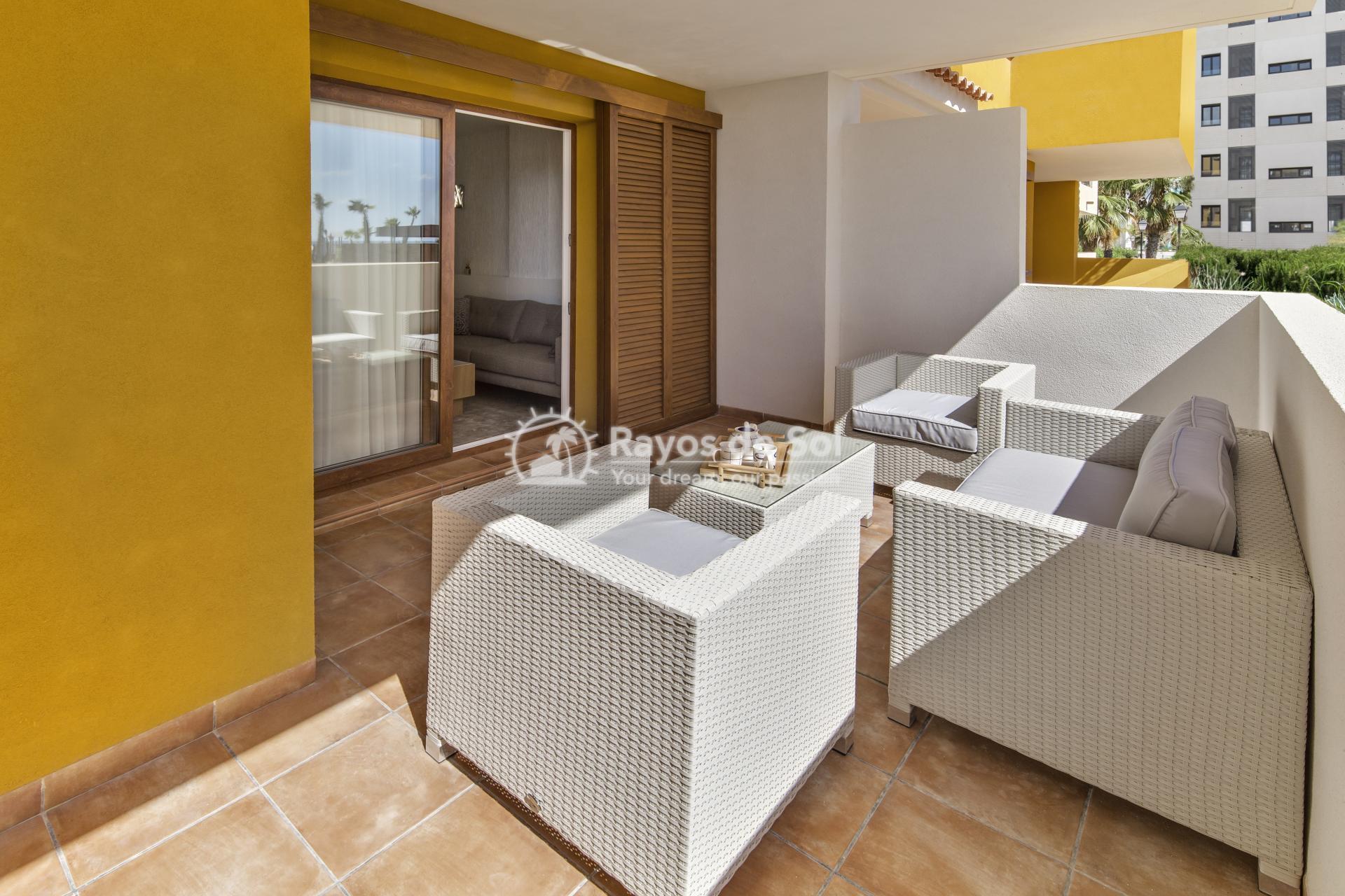 Apartment  in Punta Prima, Orihuela Costa, Costa Blanca (recoleta3-3d) - 22
