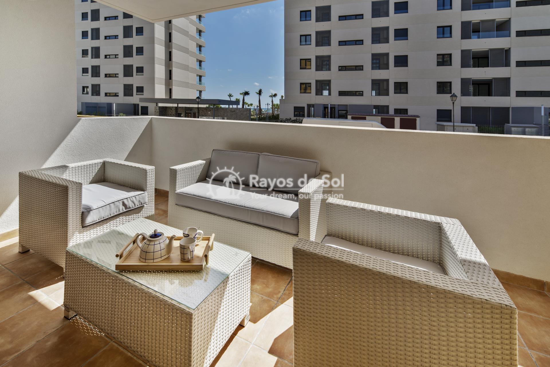 Apartment  in Punta Prima, Orihuela Costa, Costa Blanca (recoleta3-3d) - 21