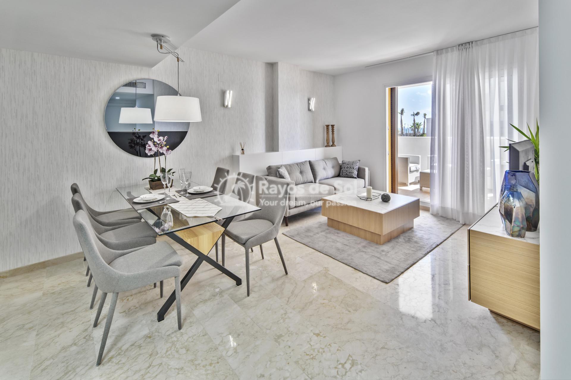 Apartment  in Punta Prima, Orihuela Costa, Costa Blanca (recoleta3-3d) - 3