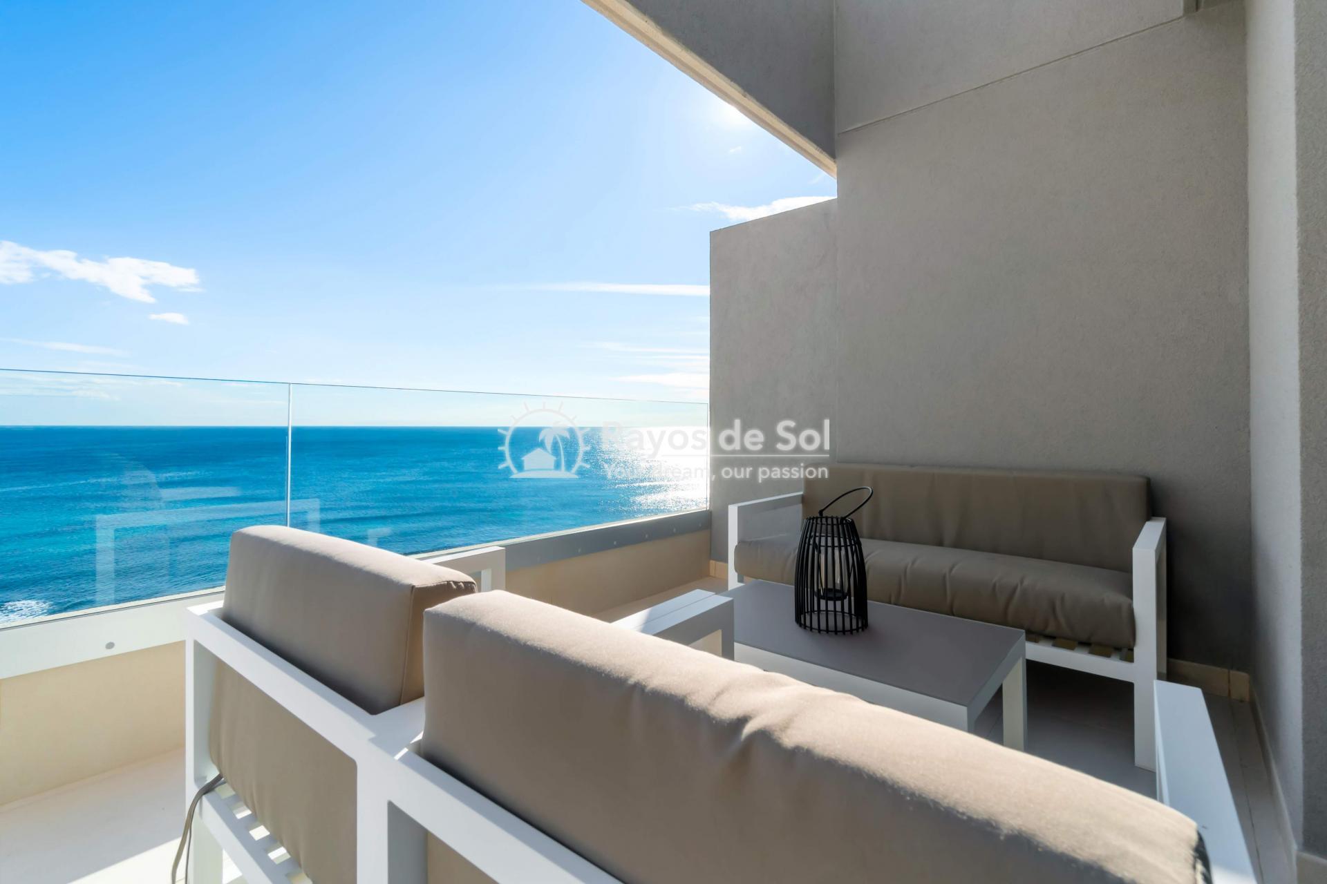 Penthouse  in Punta Prima, Orihuela Costa, Costa Blanca (panoramam-2d-PH) - 14