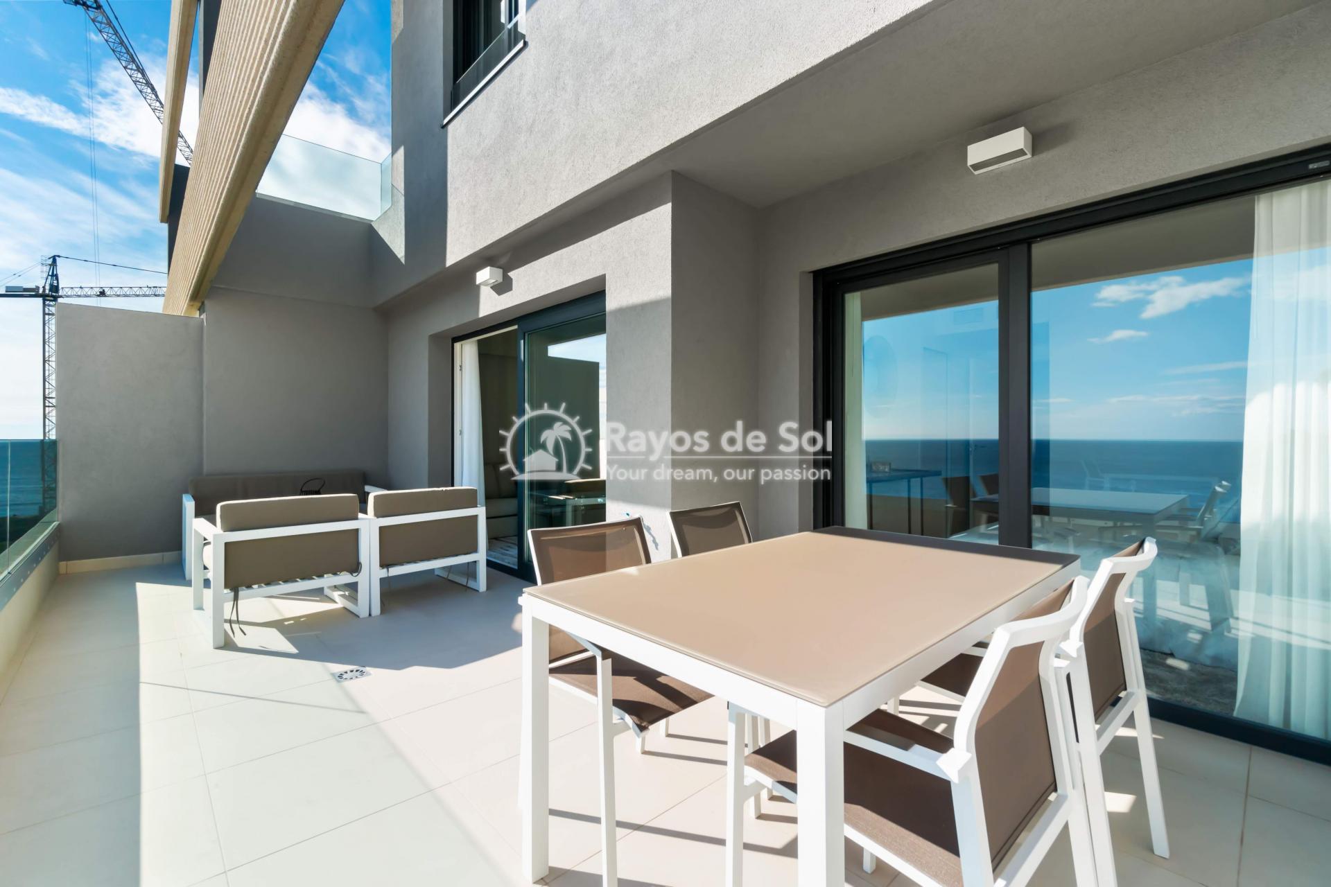 Penthouse  in Punta Prima, Orihuela Costa, Costa Blanca (panoramam-2d-PH) - 13