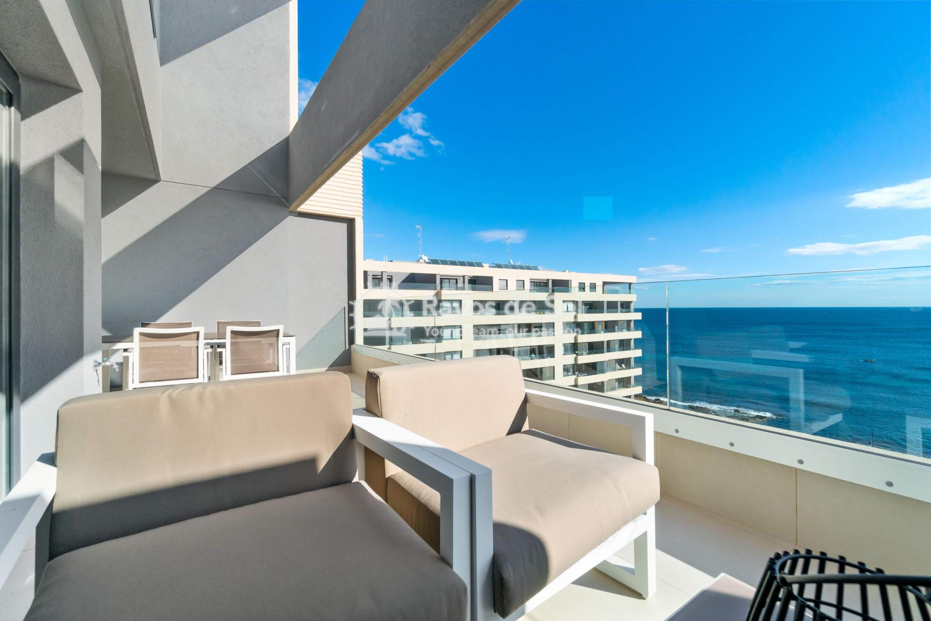 Penthouse  in Punta Prima, Orihuela Costa, Costa Blanca (panoramam-2d-PH) - 16