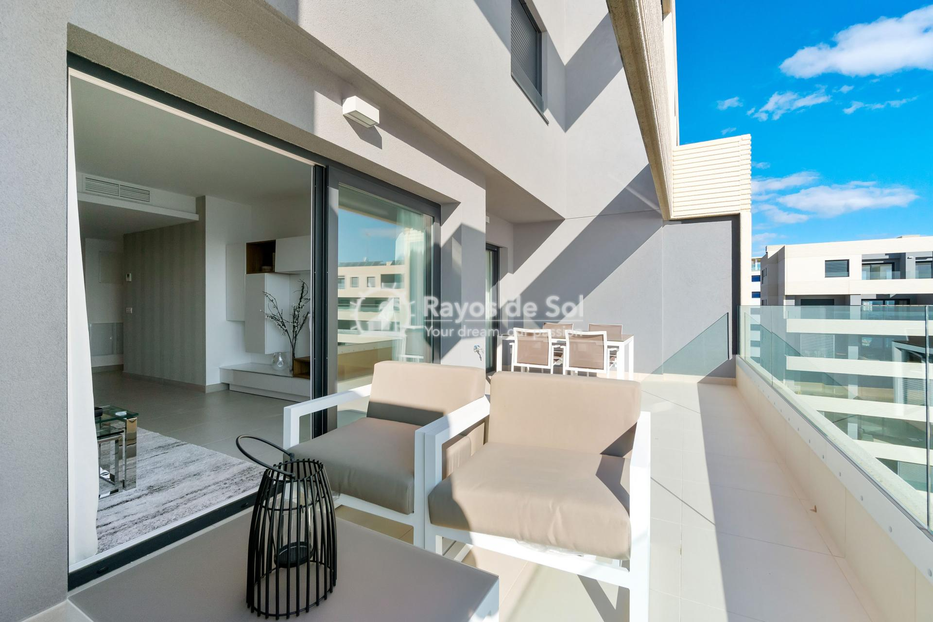 Penthouse  in Punta Prima, Orihuela Costa, Costa Blanca (panoramam-2d-PH) - 15
