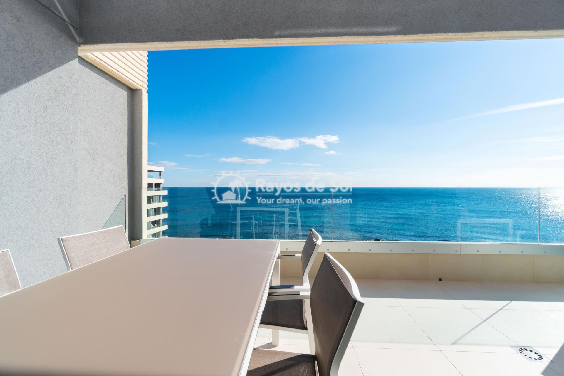 Penthouse  in Punta Prima, Orihuela Costa, Costa Blanca (panoramam-2d-PH) - 11