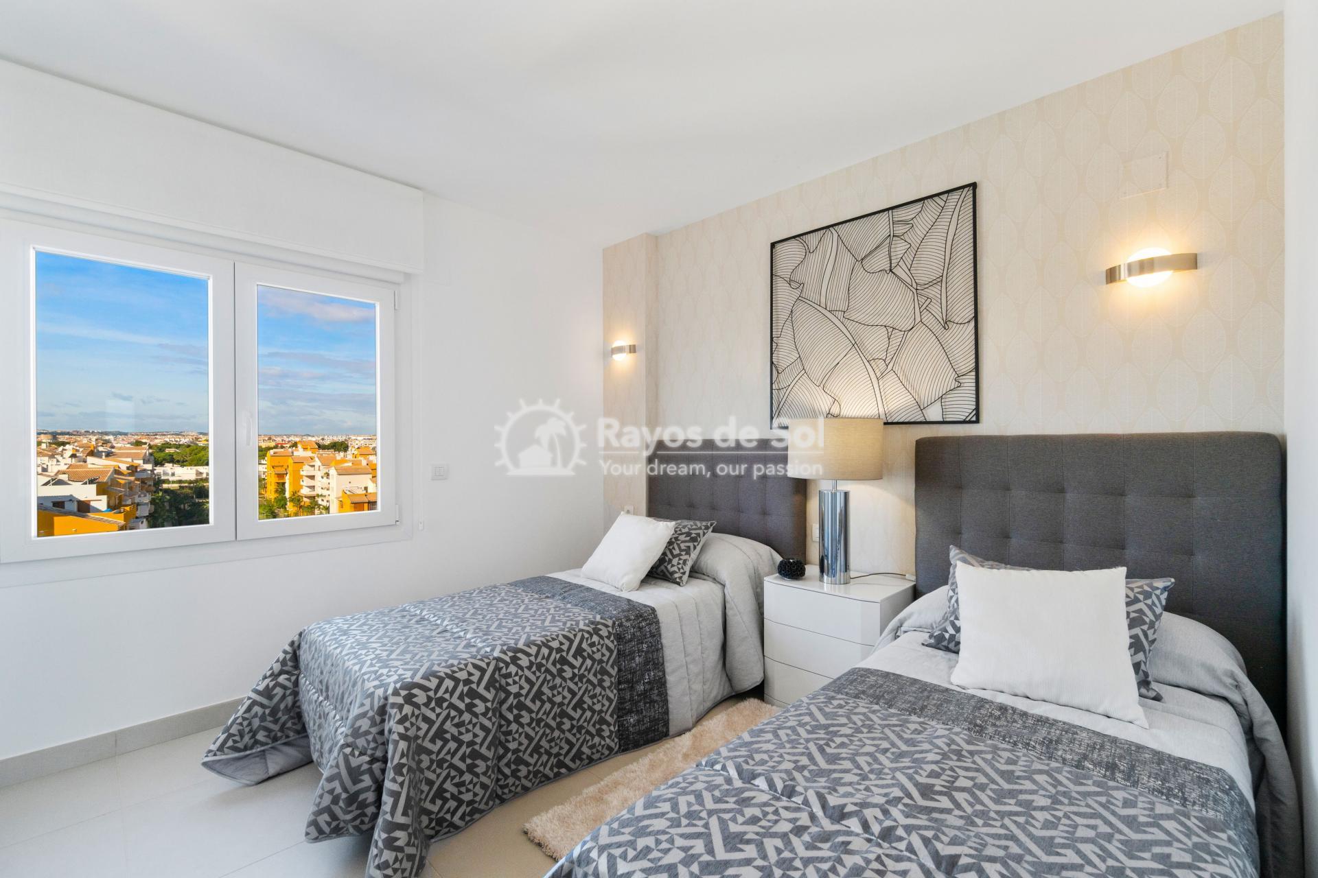 Penthouse  in Punta Prima, Orihuela Costa, Costa Blanca (panoramam-2d-PH) - 22