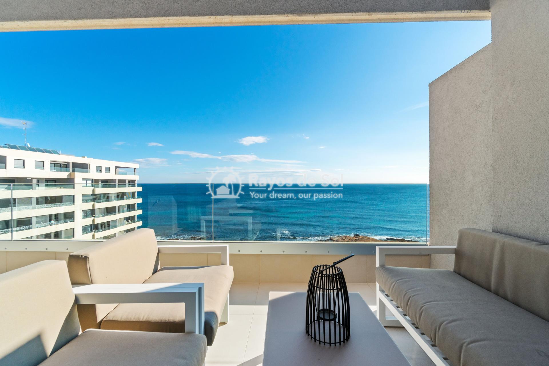 Penthouse  in Punta Prima, Orihuela Costa, Costa Blanca (panoramam-2d-PH) - 10