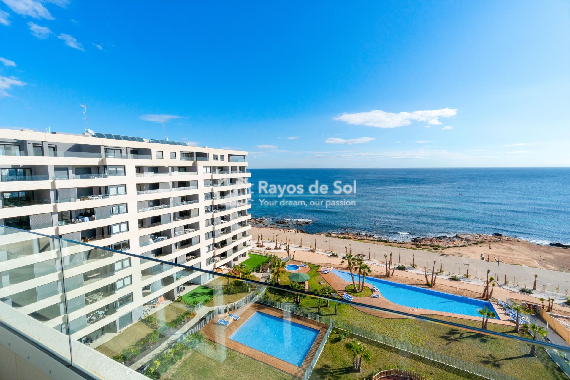 Penthouse  in Punta Prima, Orihuela Costa, Costa Blanca (panoramam-2d-PH) - 1