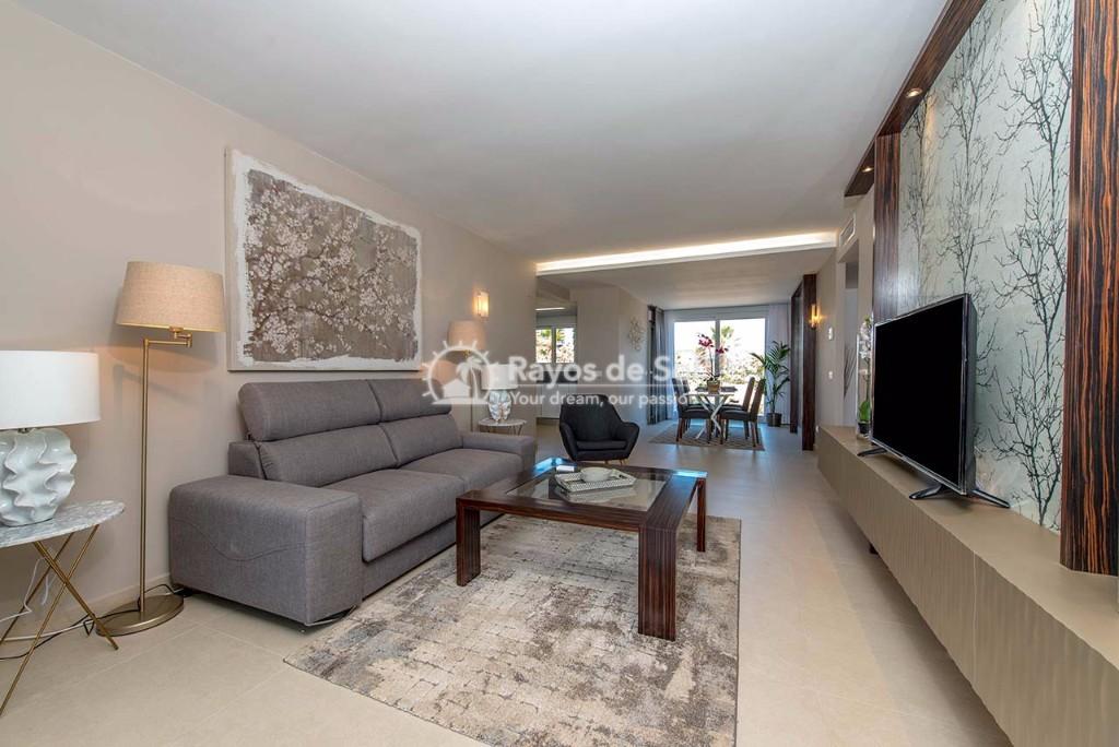 Apartment  in Punta Prima, Orihuela Costa, Costa Blanca (panoramam-gf-2d) - 2