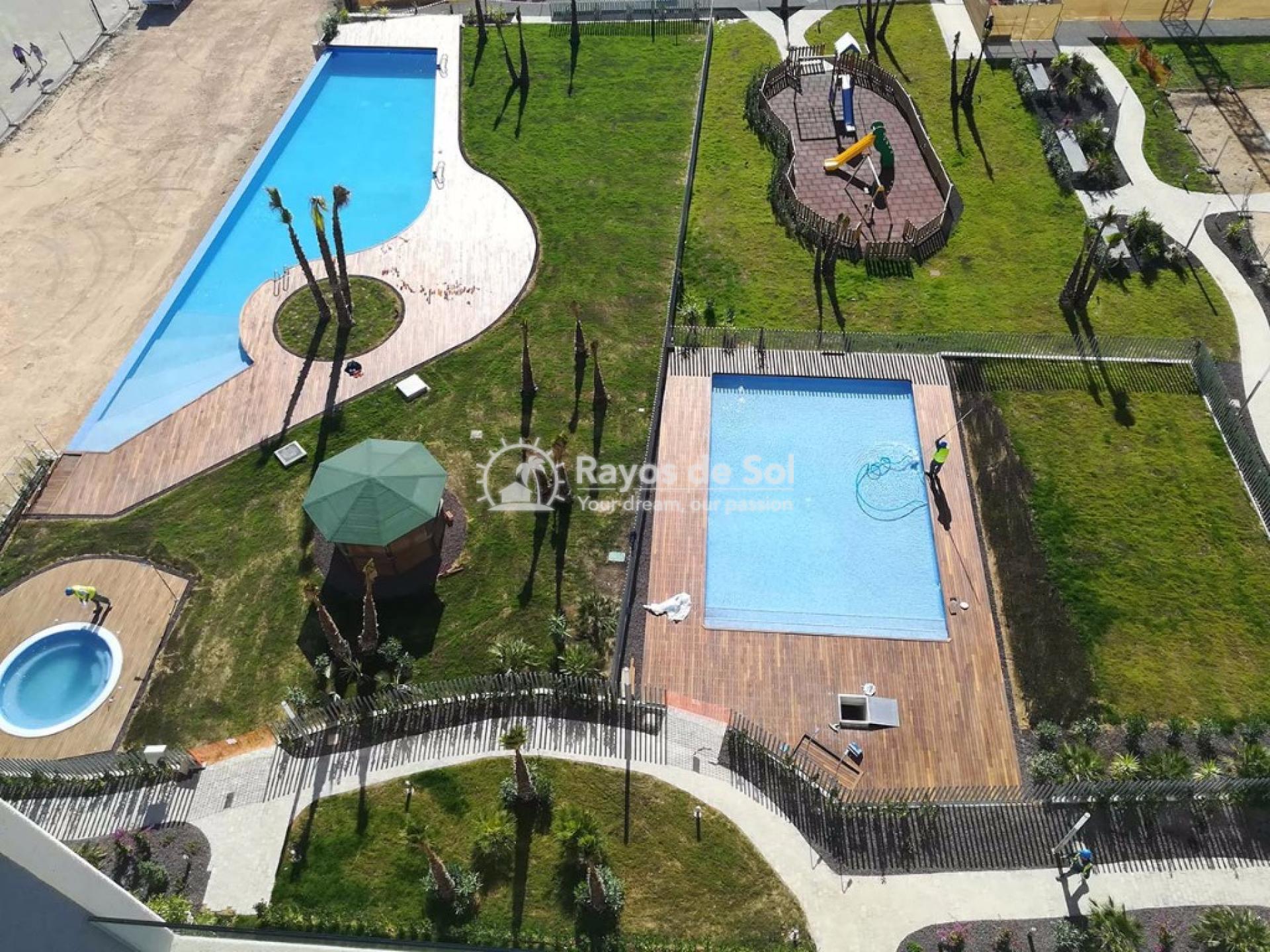 Apartment  in Punta Prima, Orihuela Costa, Costa Blanca (panoramam-gf-2d) - 19