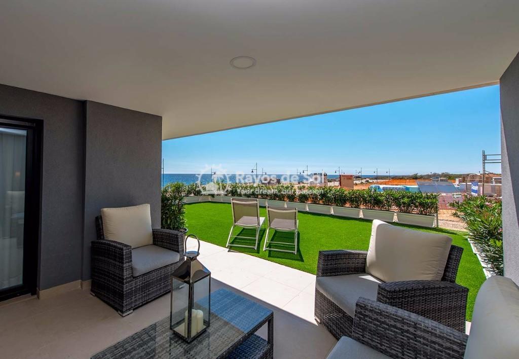Apartment  in Punta Prima, Orihuela Costa, Costa Blanca (panoramam-gf-2d) - 13