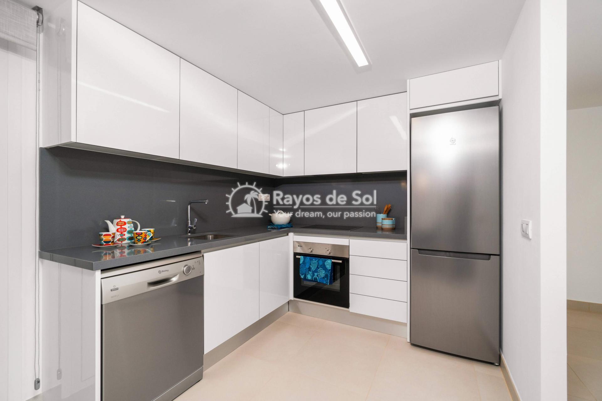 Apartment  in Punta Prima, Orihuela Costa, Costa Blanca (panoramam-3d) - 9