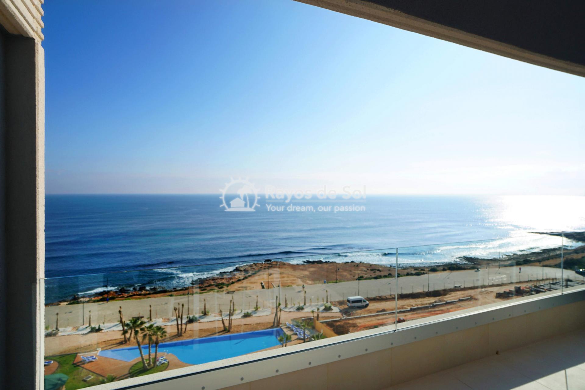 Apartment  in Punta Prima, Orihuela Costa, Costa Blanca (panoramam-3d) - 16