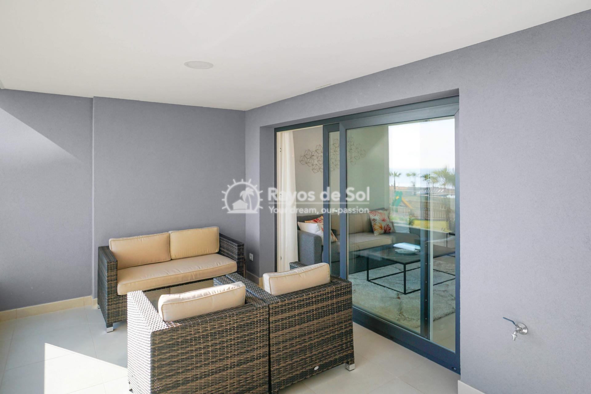 Apartment  in Punta Prima, Orihuela Costa, Costa Blanca (panoramam-3d) - 13