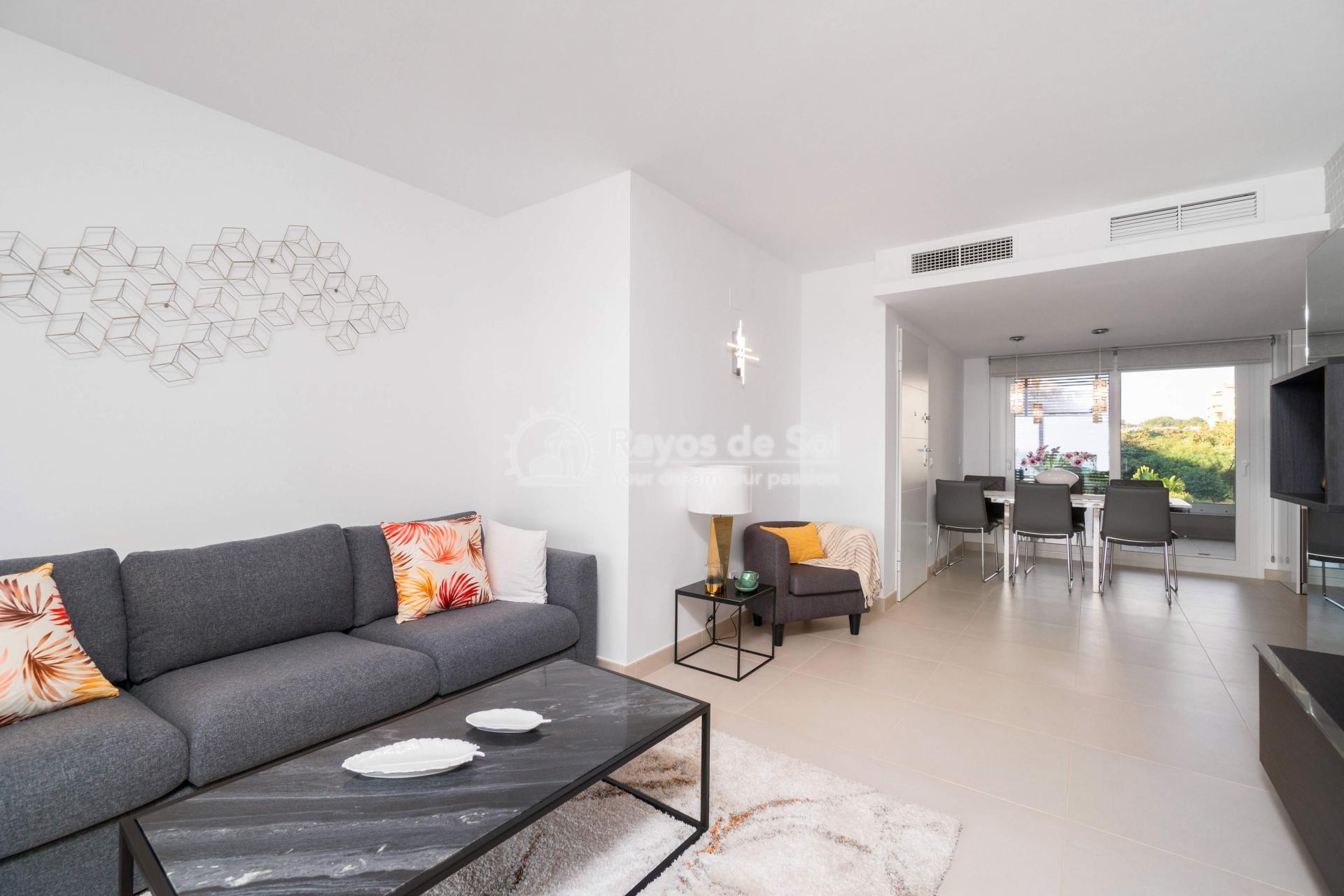 Apartment  in Punta Prima, Orihuela Costa, Costa Blanca (panoramam-3d) - 5
