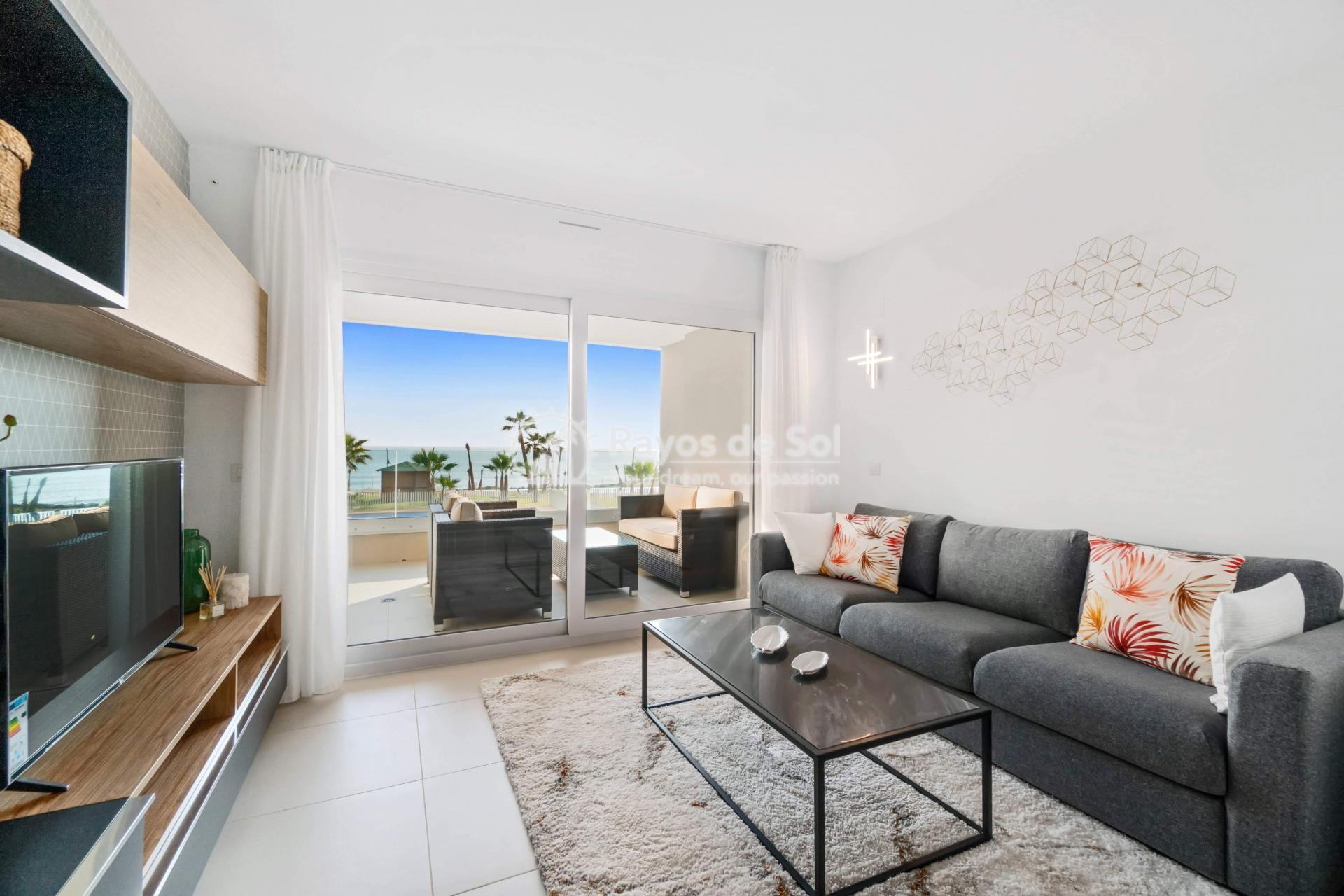Apartment  in Punta Prima, Orihuela Costa, Costa Blanca (panoramam-3d) - 3