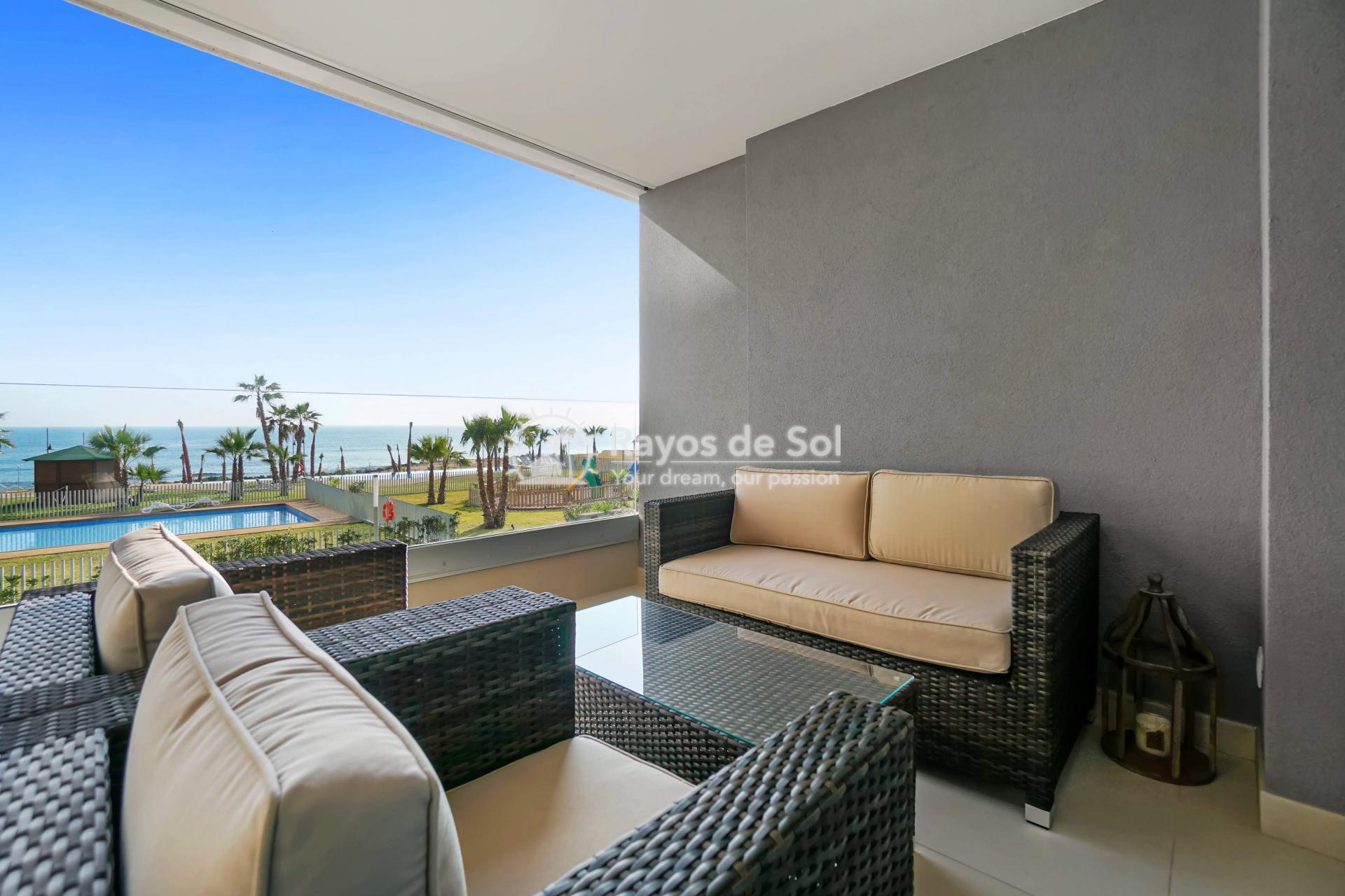 Apartment  in Punta Prima, Orihuela Costa, Costa Blanca (panoramam-3d) - 11