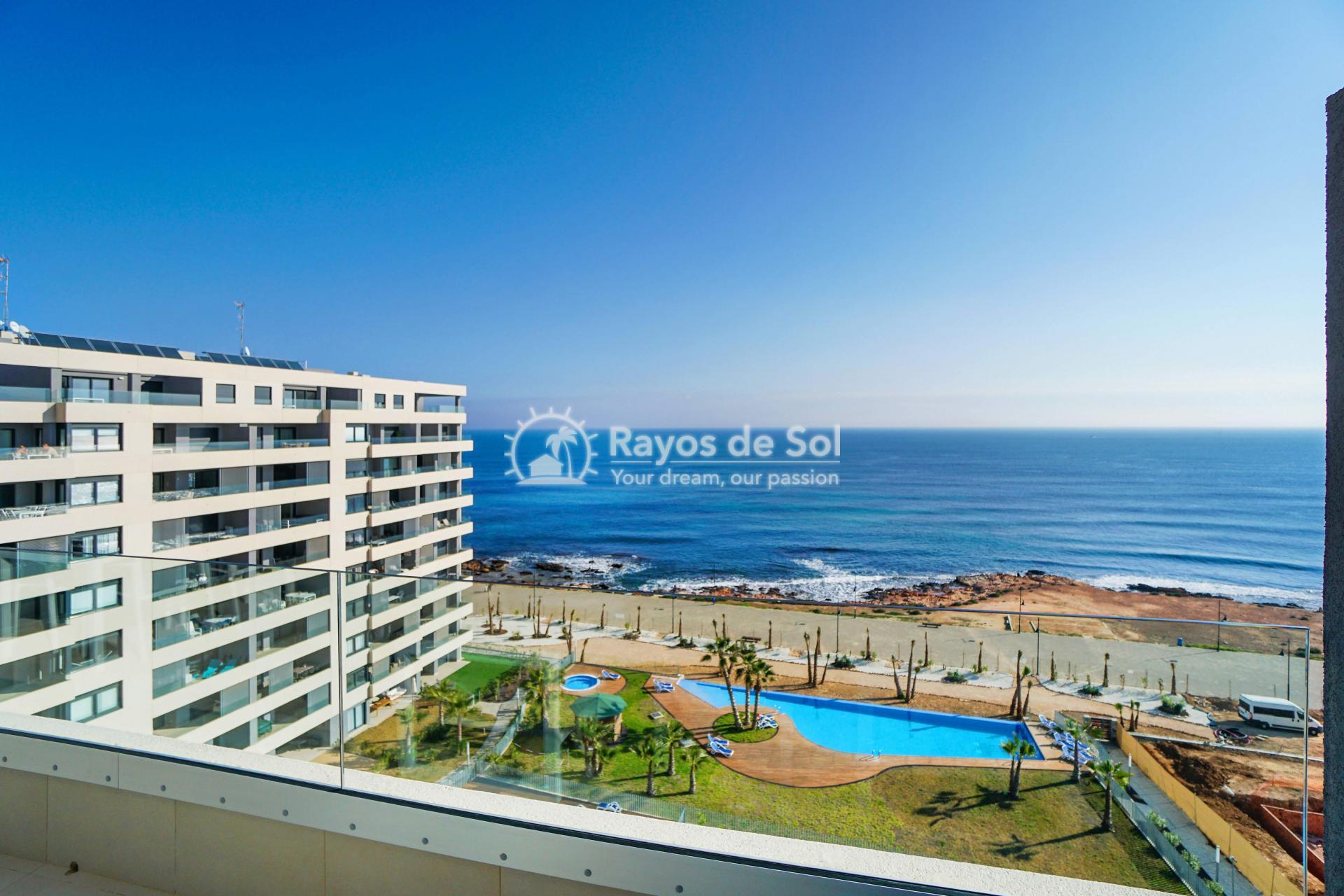 Apartment  in Punta Prima, Orihuela Costa, Costa Blanca (panoramam-3d) - 15