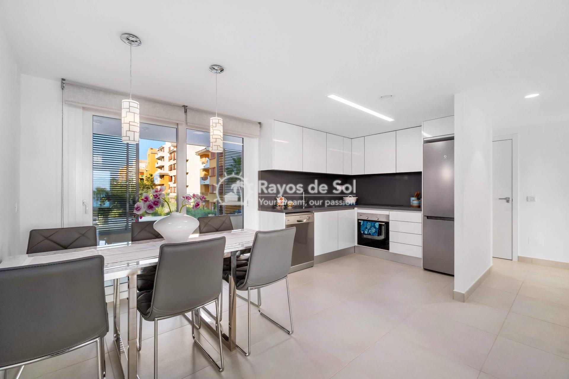 Apartment  in Punta Prima, Orihuela Costa, Costa Blanca (panoramam-3d) - 7