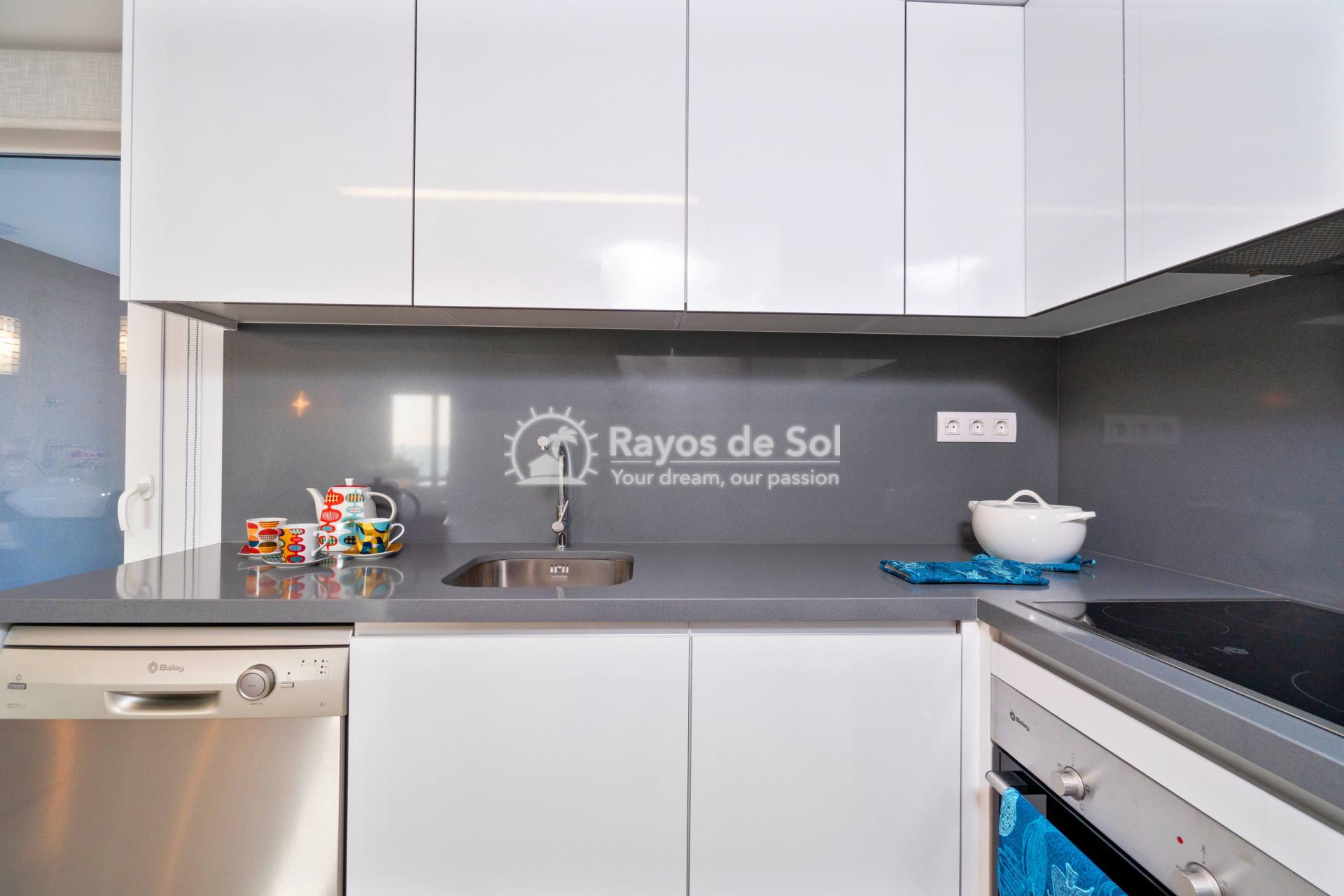 Apartment  in Punta Prima, Orihuela Costa, Costa Blanca (panoramam-3d) - 10