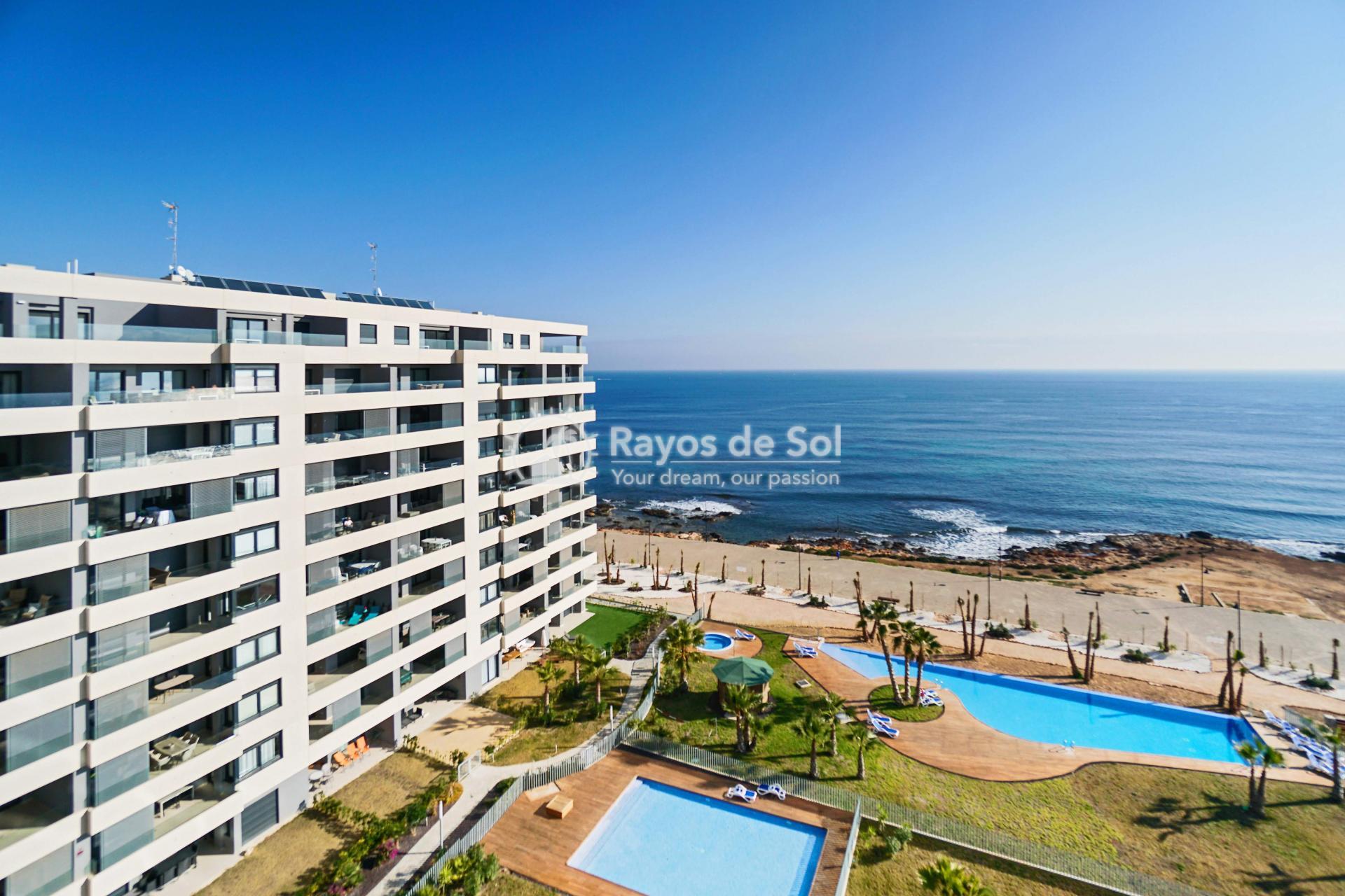 Apartment  in Punta Prima, Orihuela Costa, Costa Blanca (panoramam-3d) - 1