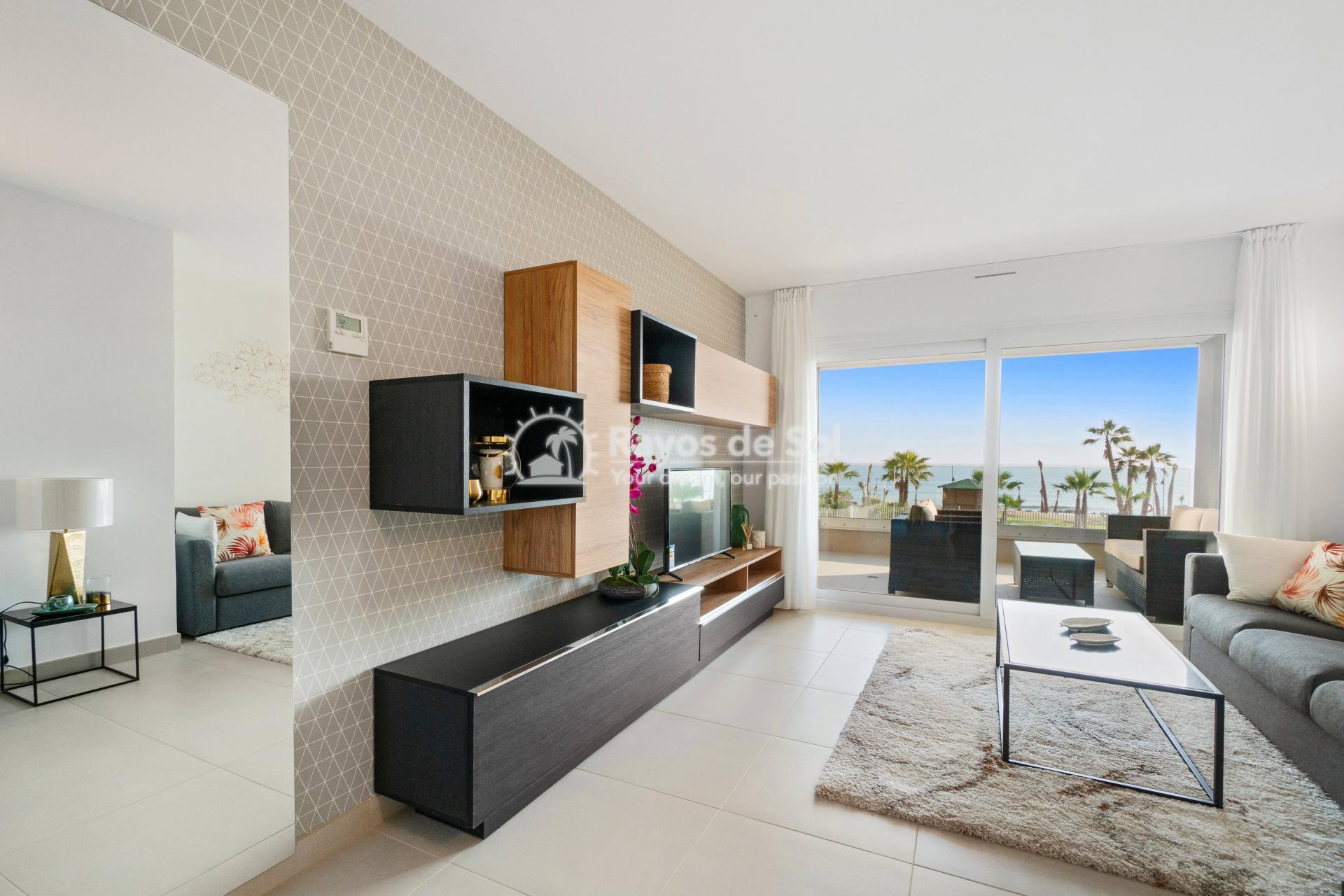 Apartment  in Punta Prima, Orihuela Costa, Costa Blanca (panoramam-3d) - 6