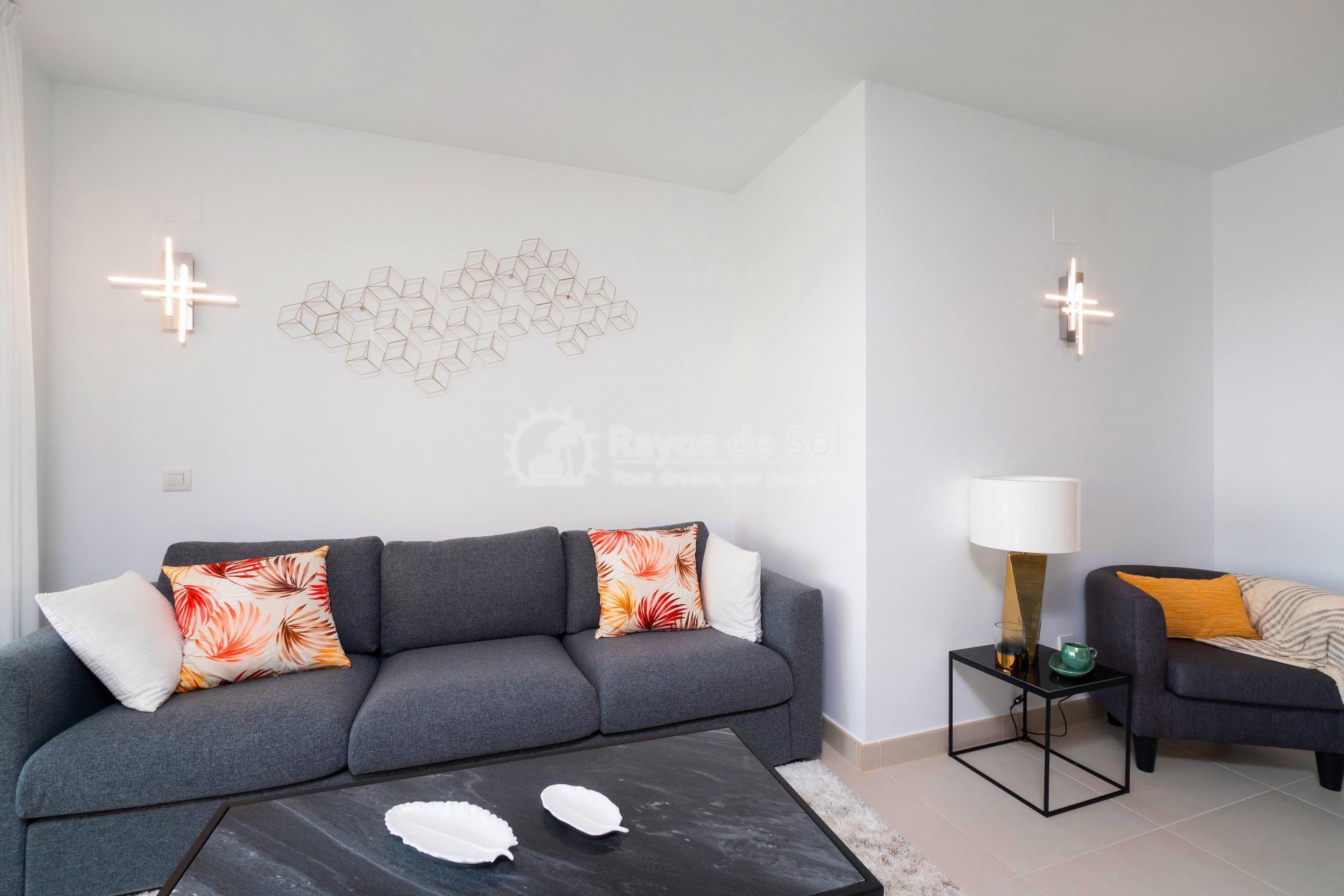 Apartment  in Punta Prima, Orihuela Costa, Costa Blanca (panoramam-3d) - 4