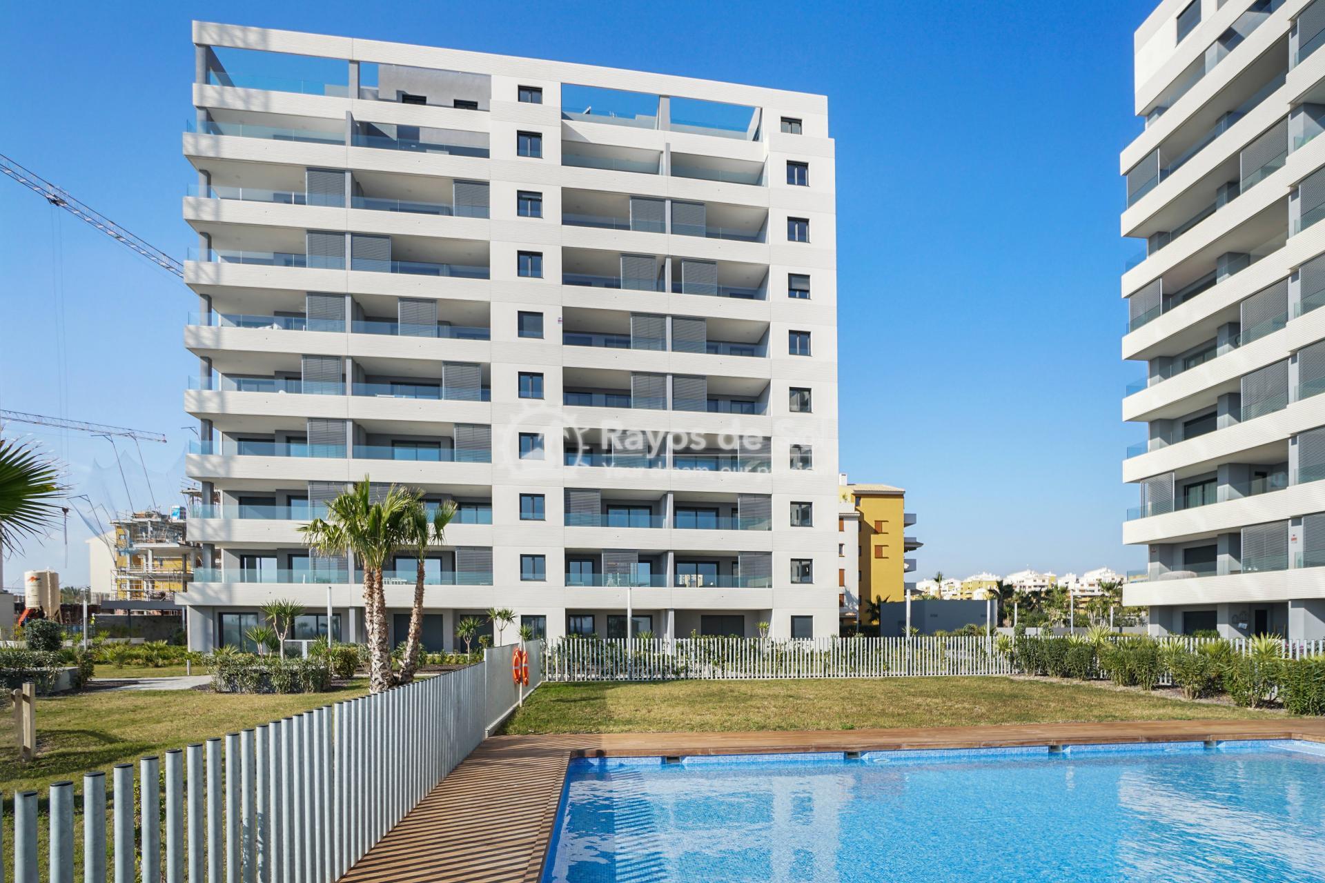 Apartment  in Punta Prima, Orihuela Costa, Costa Blanca (panoramam-3d) - 26