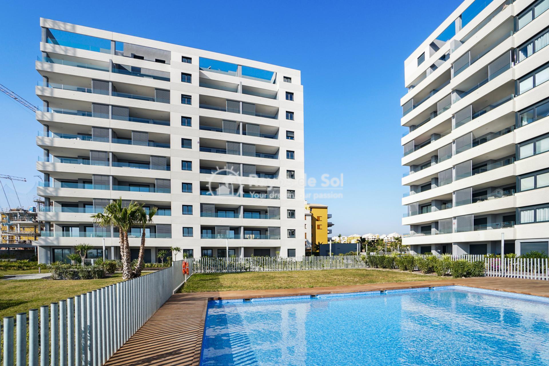 Apartment  in Punta Prima, Orihuela Costa, Costa Blanca (panoramam-3d) - 28