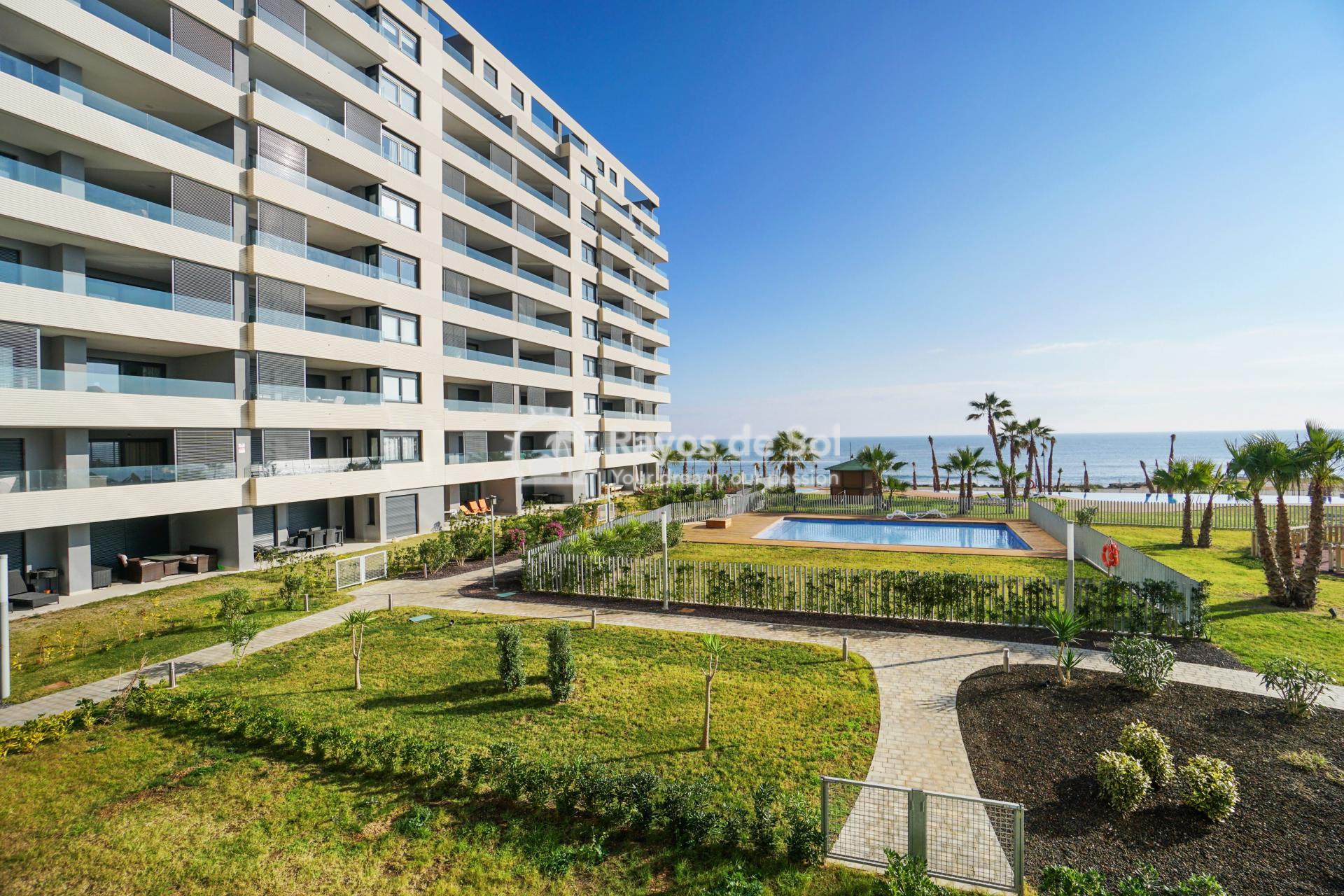 Apartment  in Punta Prima, Orihuela Costa, Costa Blanca (panoramam-3d) - 29