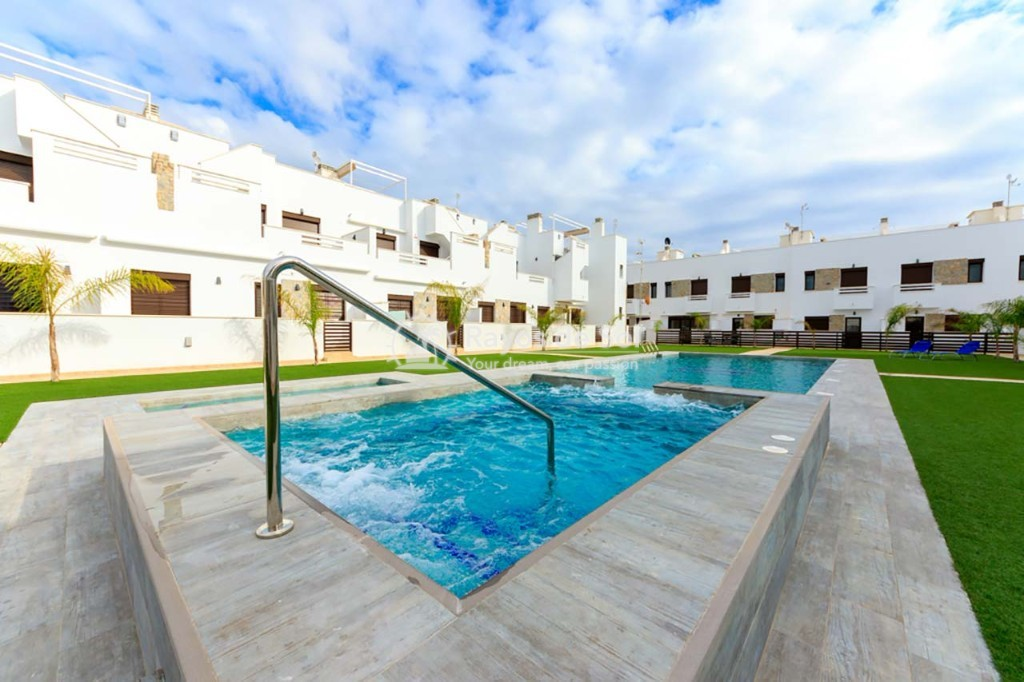 Townhouse  in Torrevieja, Costa Blanca (bhomest) - 25