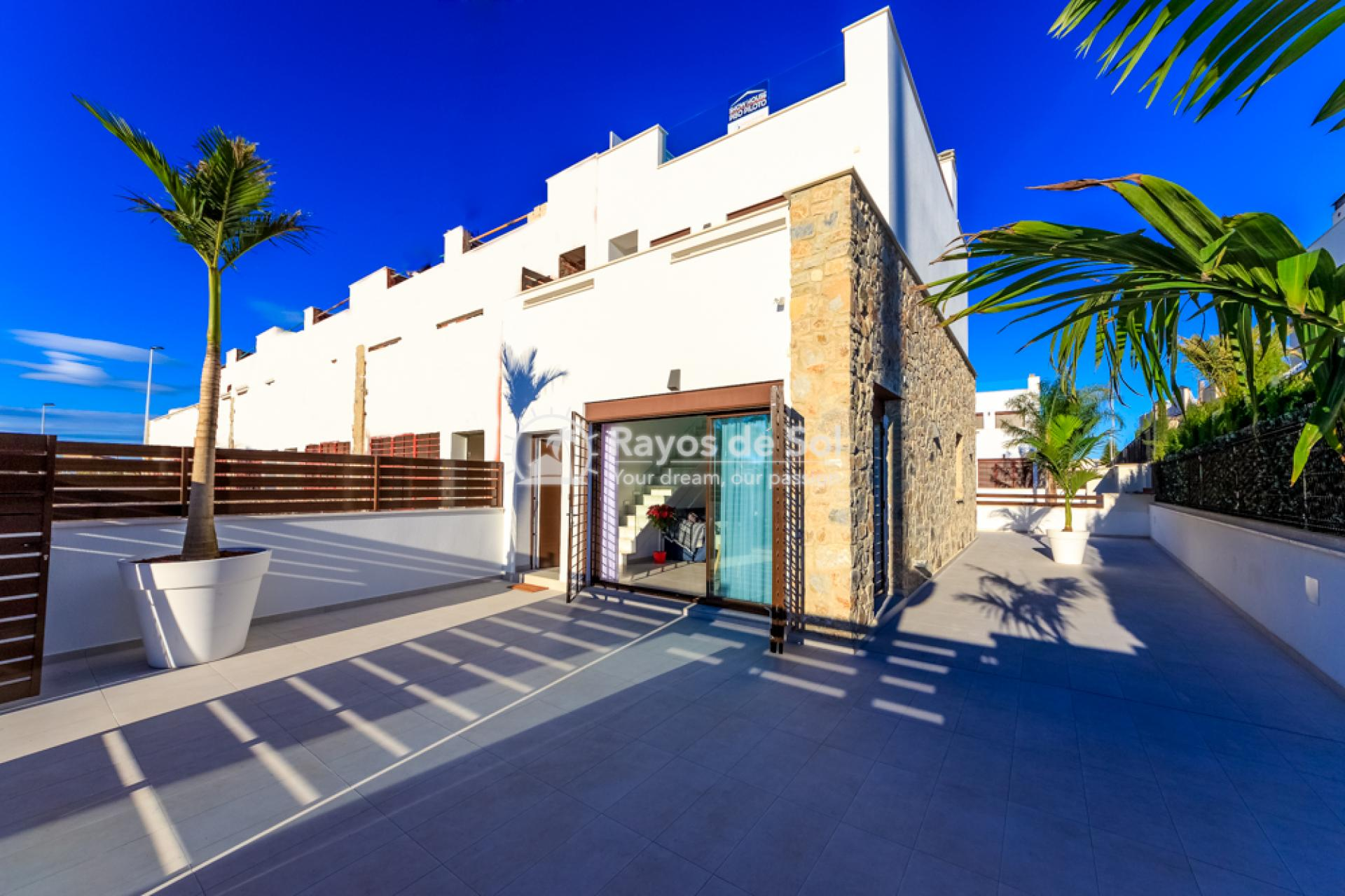 Townhouse  in Torrevieja, Costa Blanca (bhomest) - 1