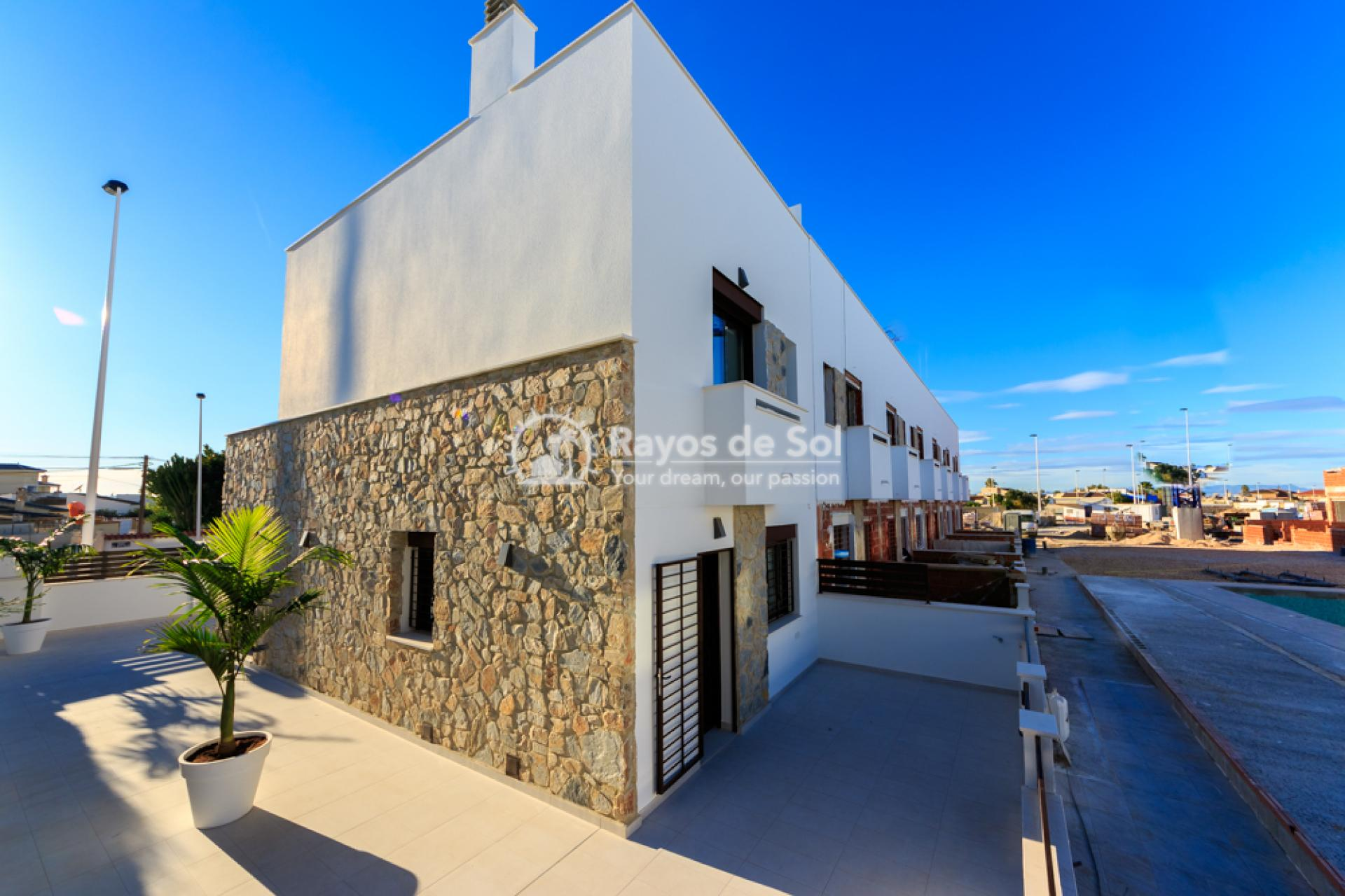 Townhouse  in Torrevieja, Costa Blanca (bhomest) - 26