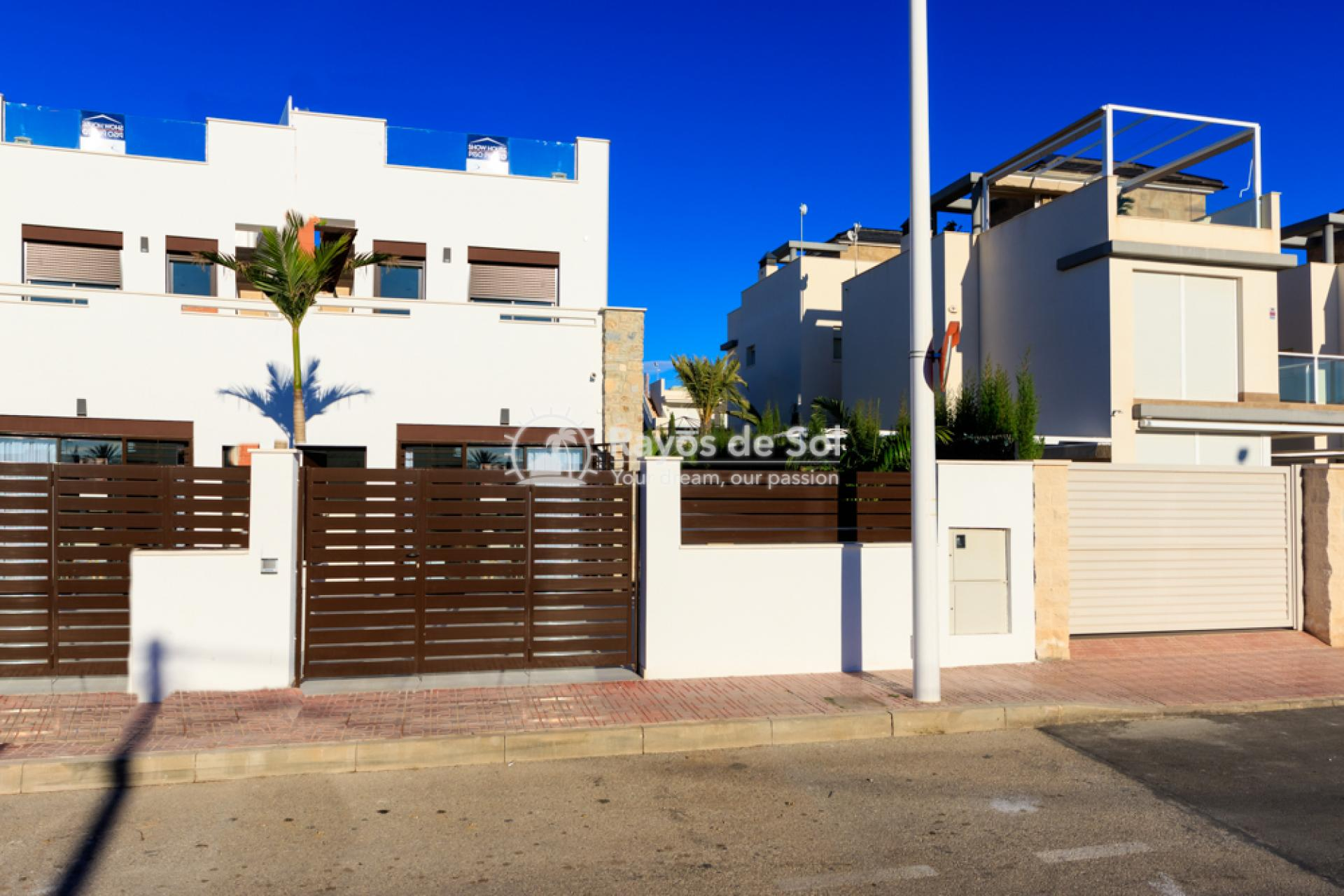 Townhouse  in Torrevieja, Costa Blanca (bhomest) - 27