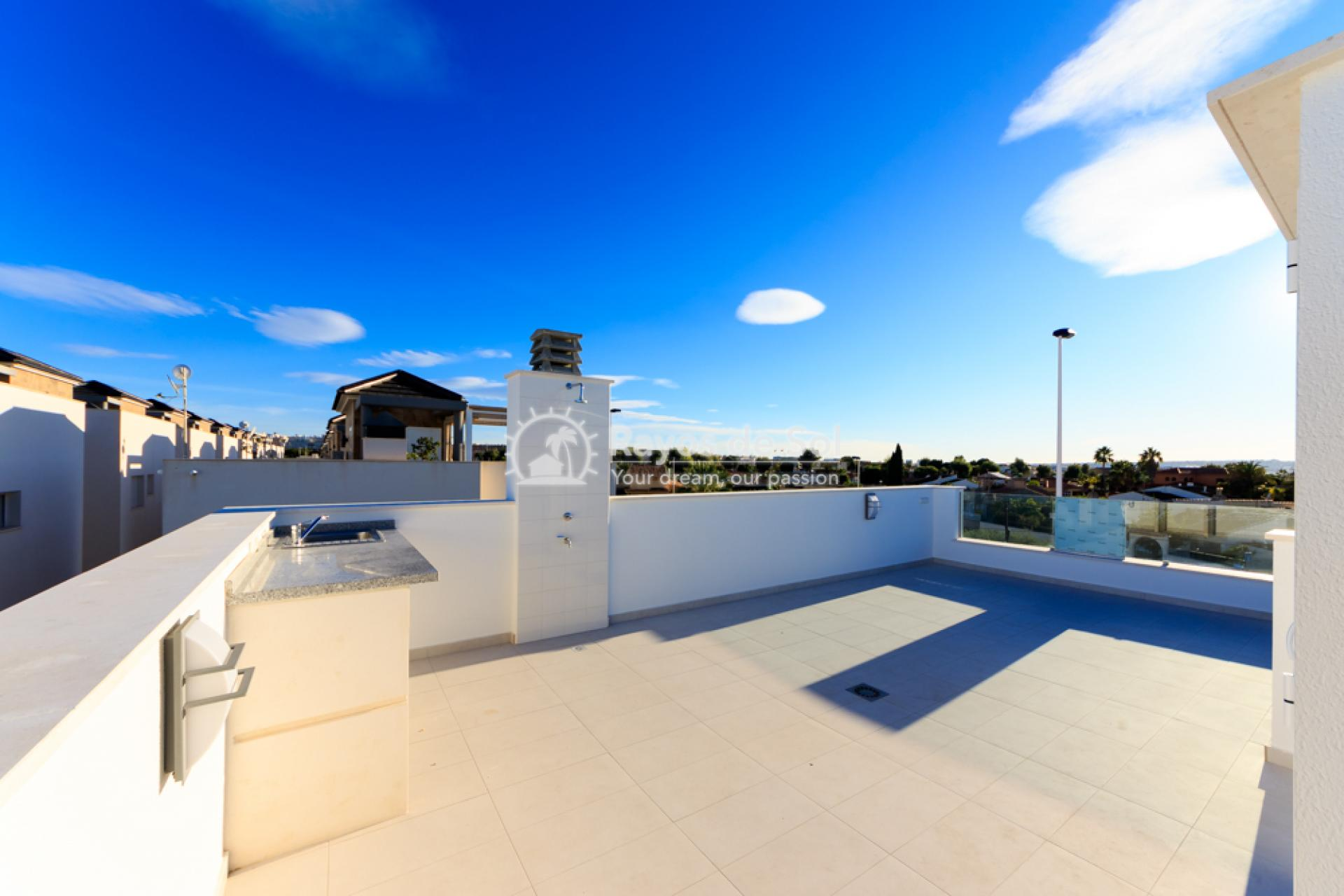 Townhouse  in Torrevieja, Costa Blanca (bhomest) - 22