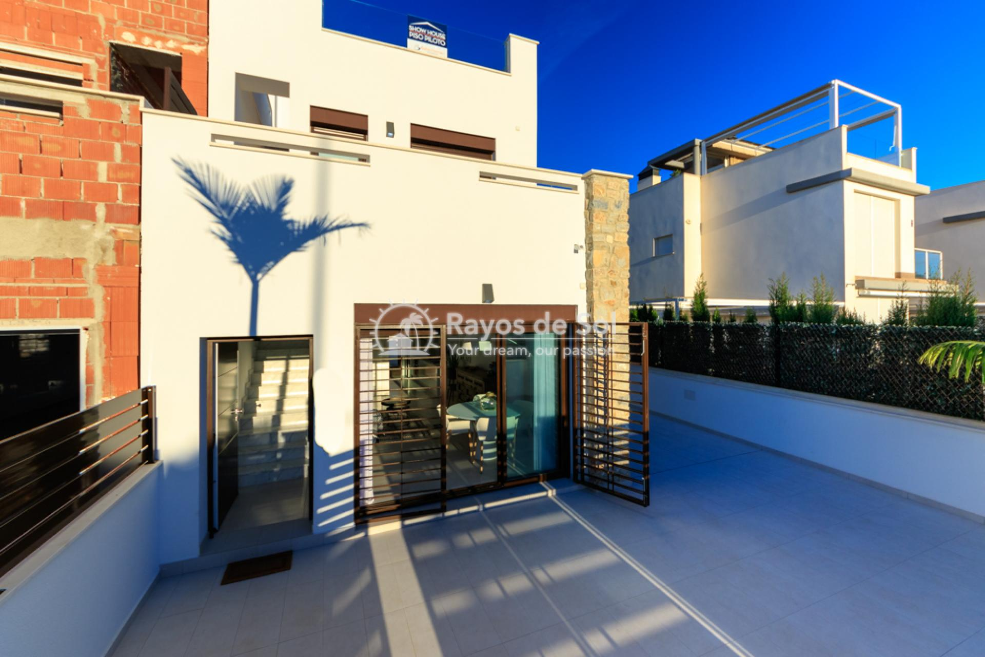 Townhouse  in Torrevieja, Costa Blanca (bhomest) - 31