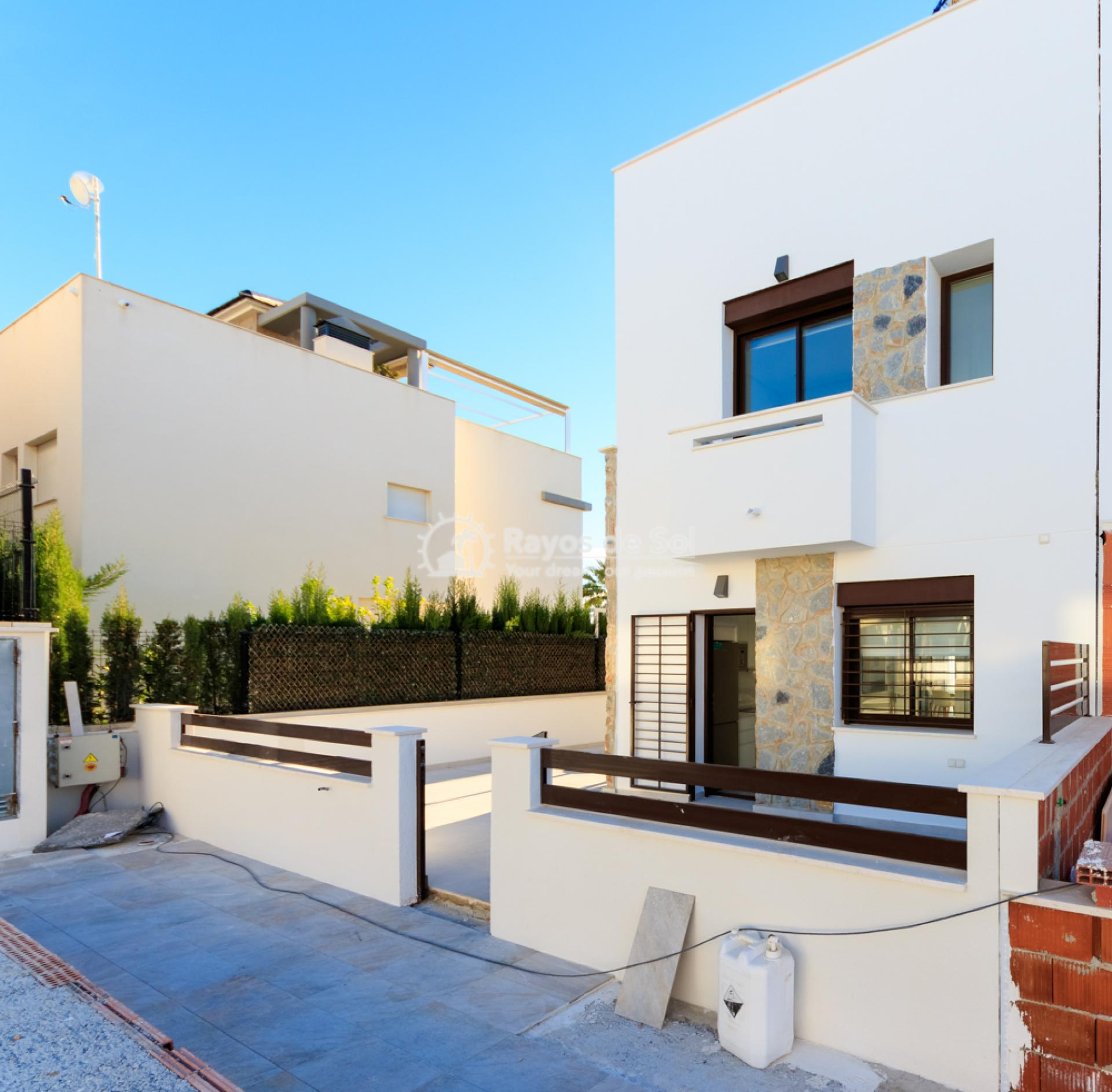 Townhouse  in Torrevieja, Costa Blanca (bhomest) - 30