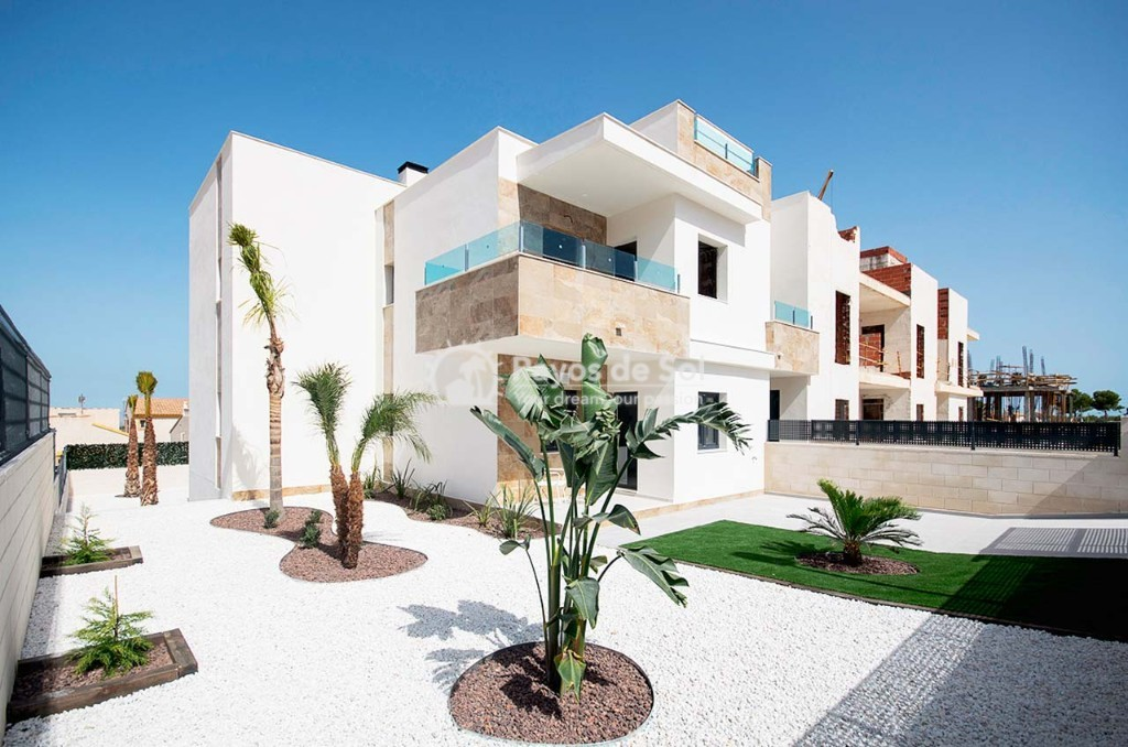 Ground Floor Apartment  in Polop, Costa Blanca (dbenitopolop-gf3d) - 1
