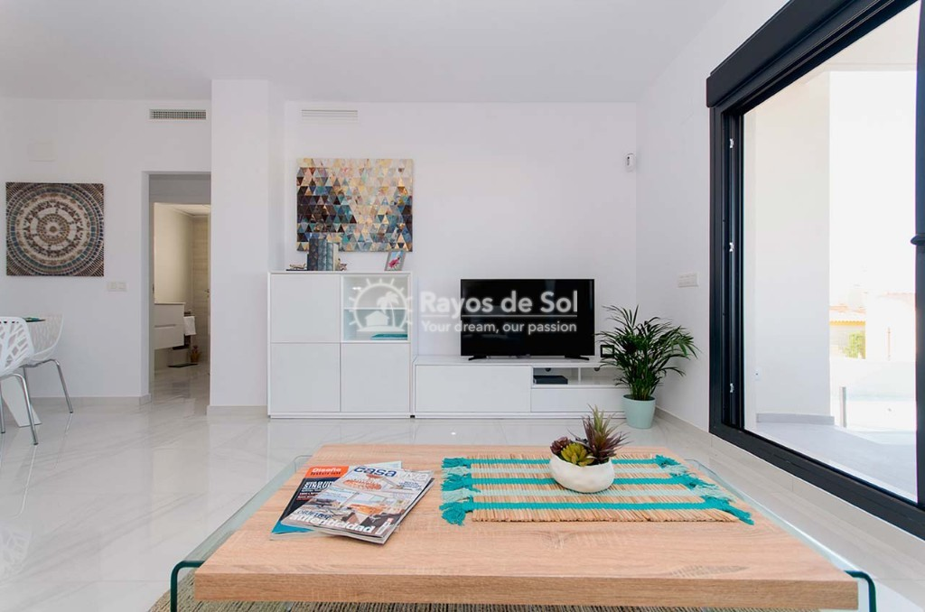 Ground Floor Apartment  in Polop, Costa Blanca (dbenitopolop-gf3d) - 3