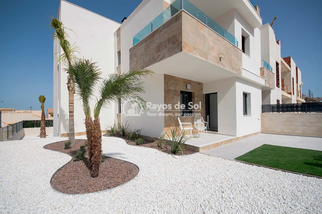 Ground Floor Apartment  in Polop, Costa Blanca (dbenitopolop-gf3d) - 2