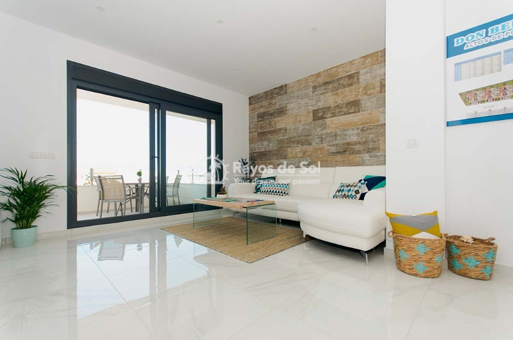 Ground Floor Apartment  in Polop, Costa Blanca (dbenitopolop-gf3d) - 4